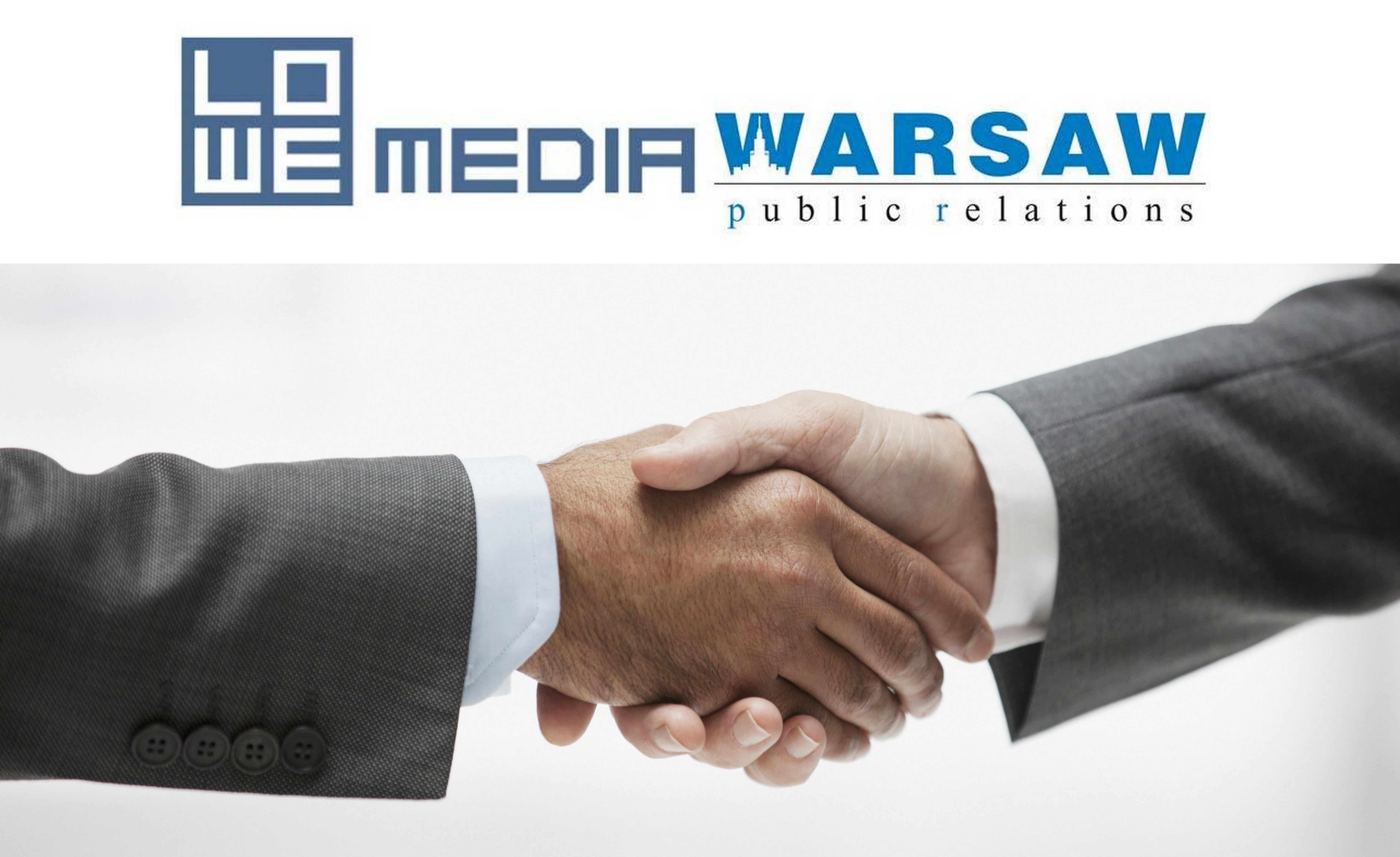 Dom mediowy Lowe Media z Warsaw PR agencja PR mediarun com lowe media warsw pr