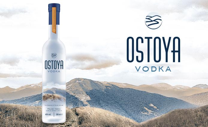 Ostoya - nowy brand od Pernod Ricard Wyborowa Pernod Ricard mediarun com ostoya