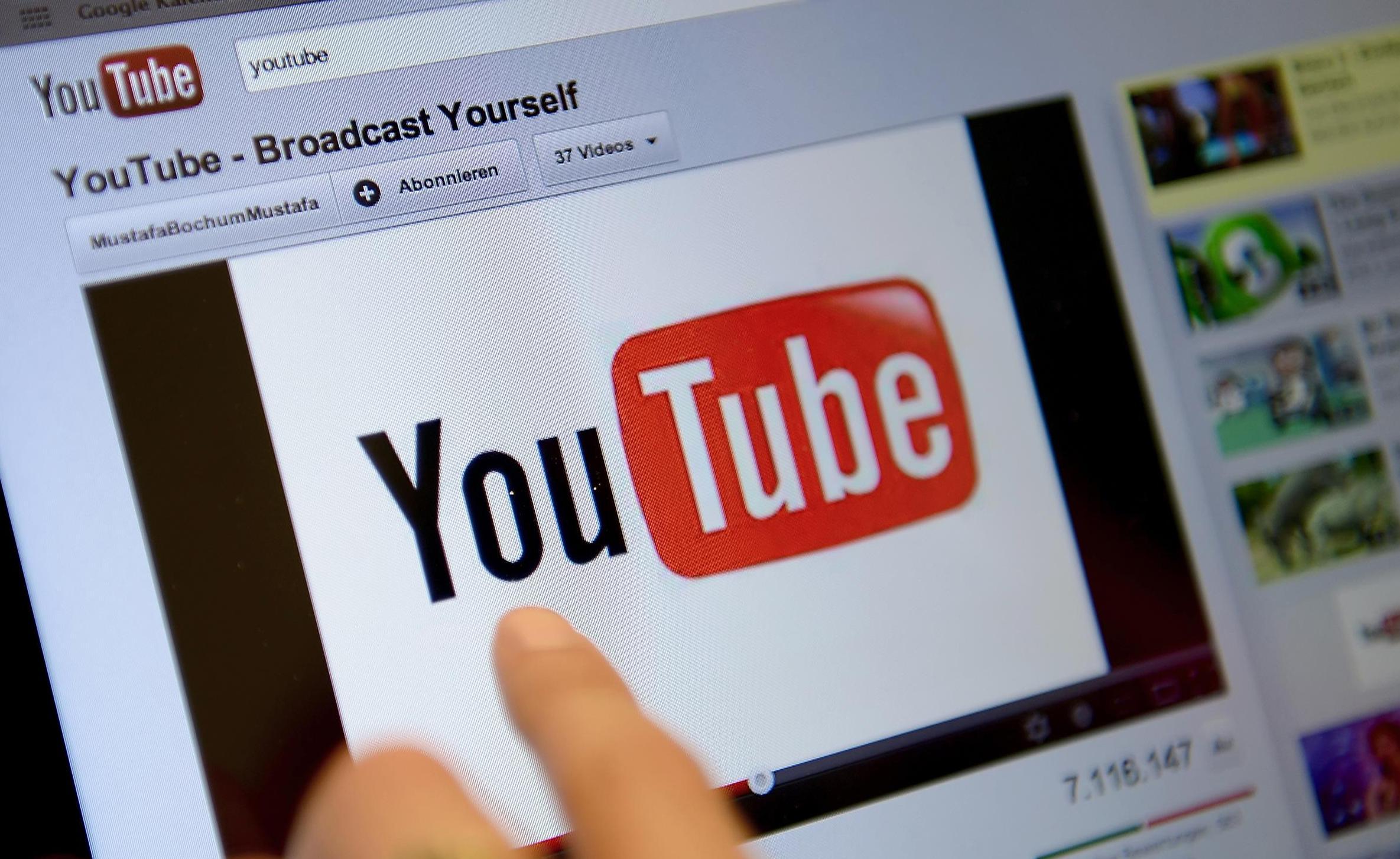 8 000 000 filmów usuniętych przez serwis YouTube! YouTube mediarun com youtube