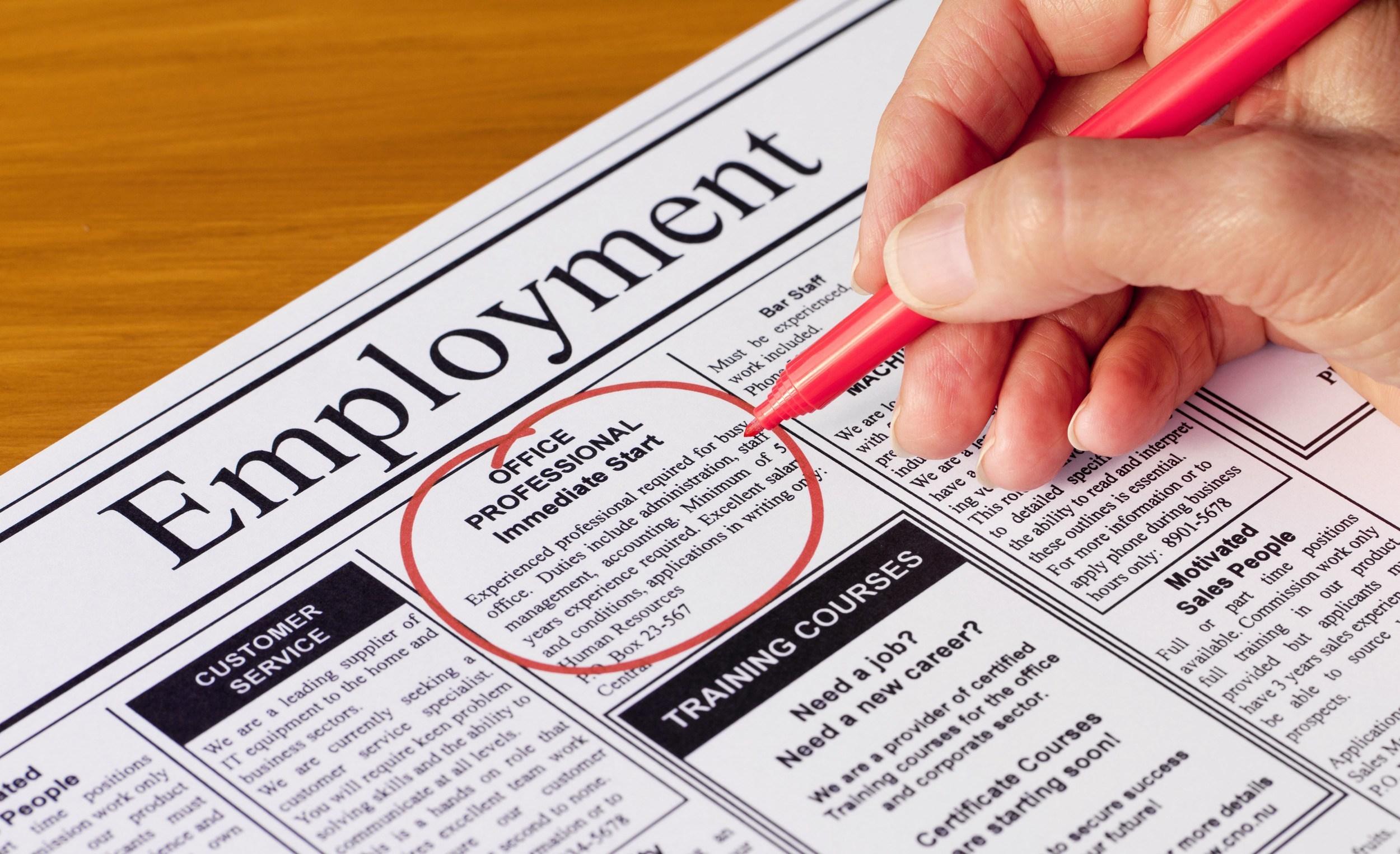 Gdzie najłatwiej znaleźć pracę w 5 najpopularniejszych branżach? GoldenLine praca.pl mediarun com