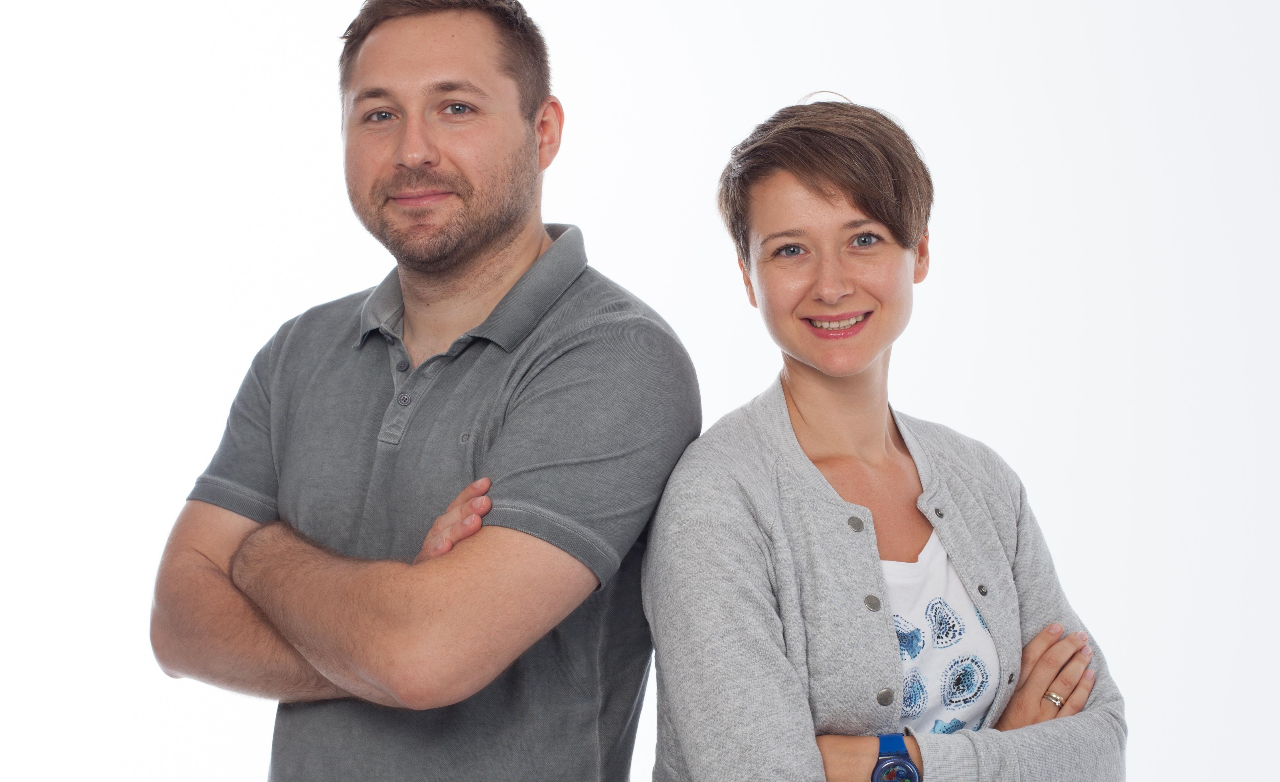Nowi Team Leaderzy w Hypermedia Isobar Mateusz Strze niewski Joanna Malinowska