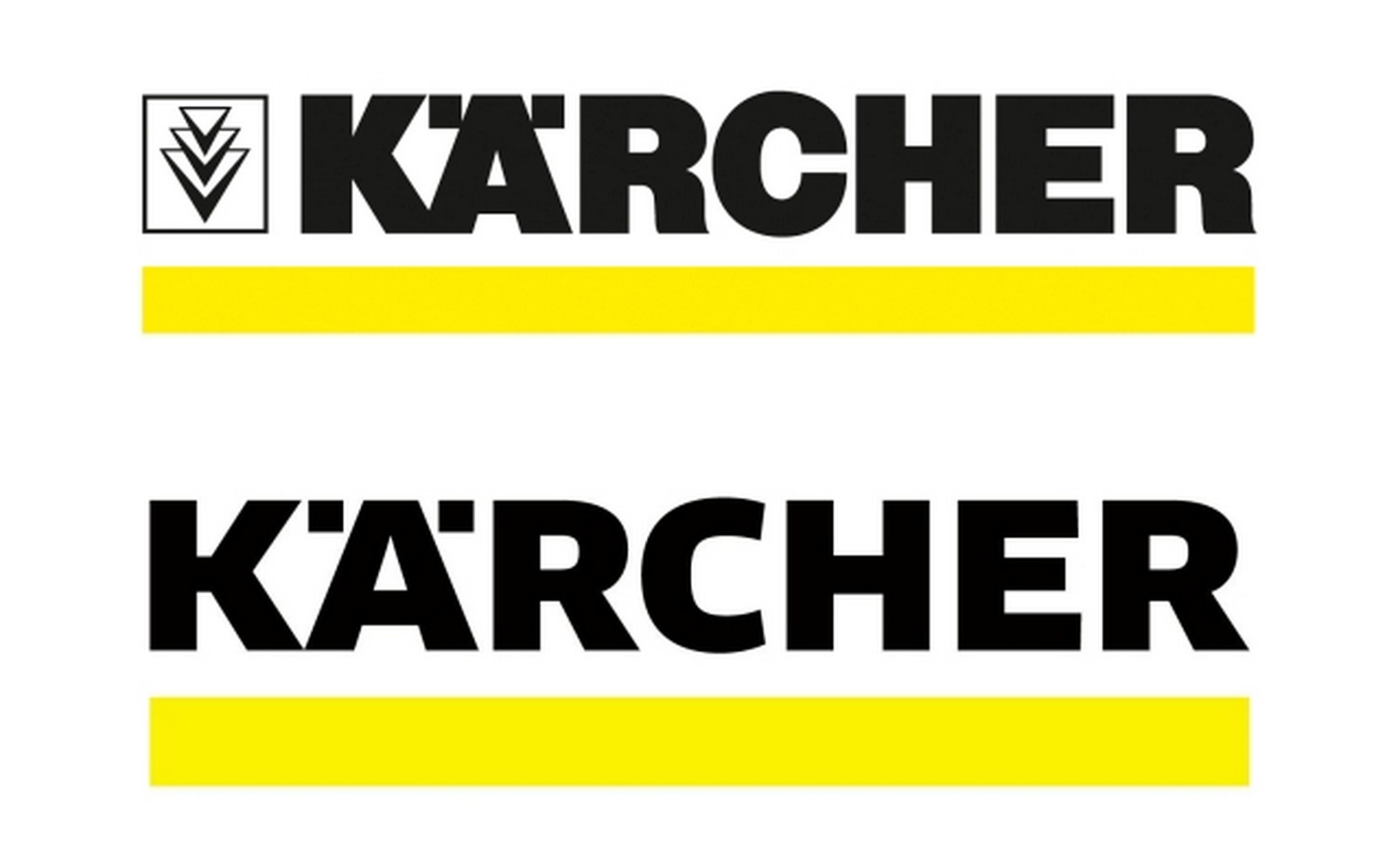 Kärcher wprowadza nowe logo Logo karcher mediarun com