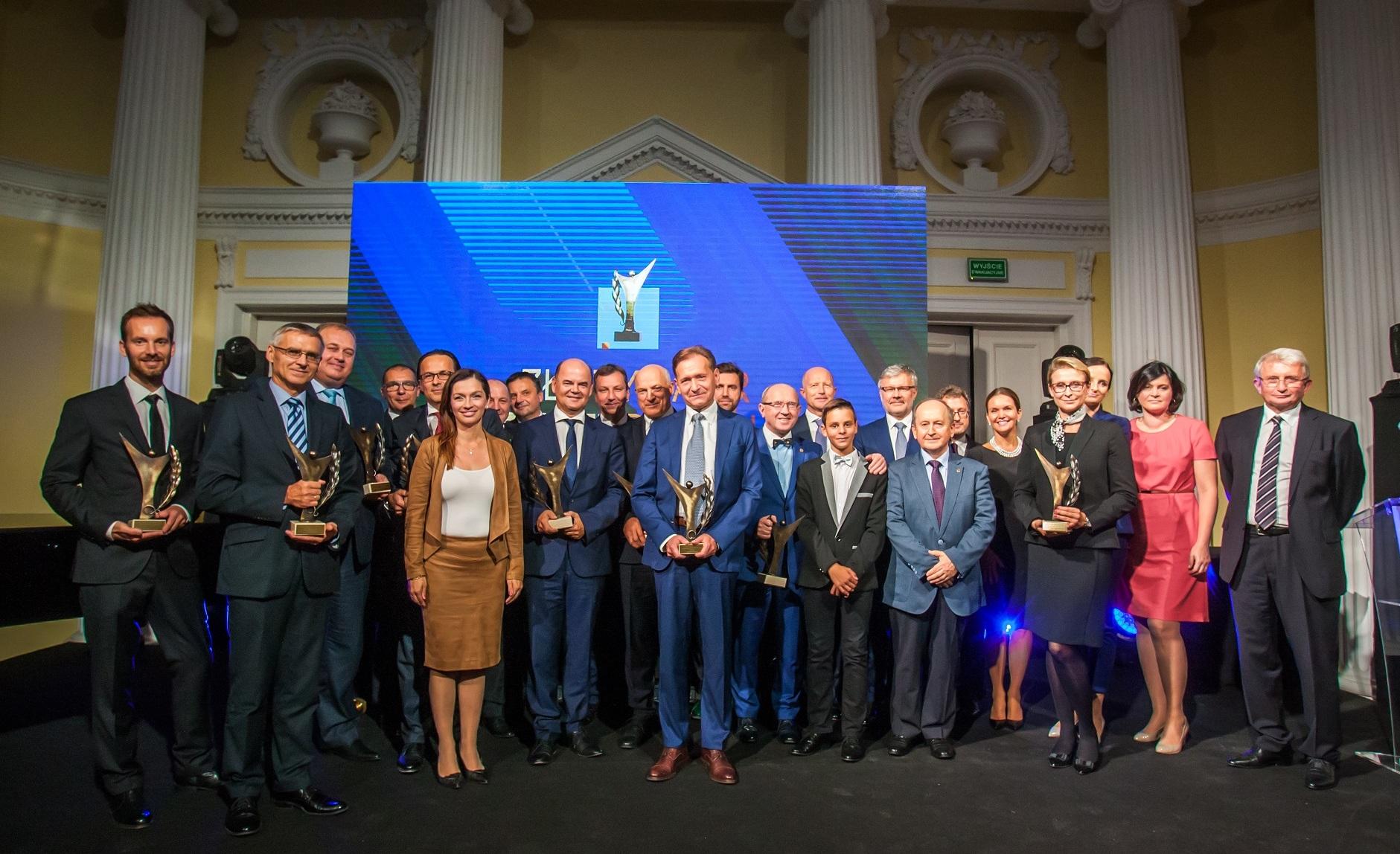 Znamy laureatów nagród Złoty Laur Super Biznesu Konkursy Zloty Laur Super Biznesu 2015 FOTO
