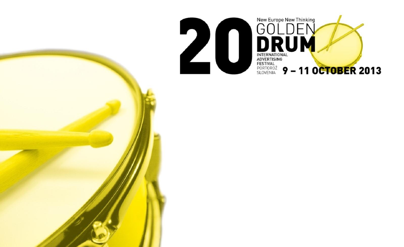 9 polskich agencji nominowanych do finału Golden Drum Konkursy GD 2013 1600