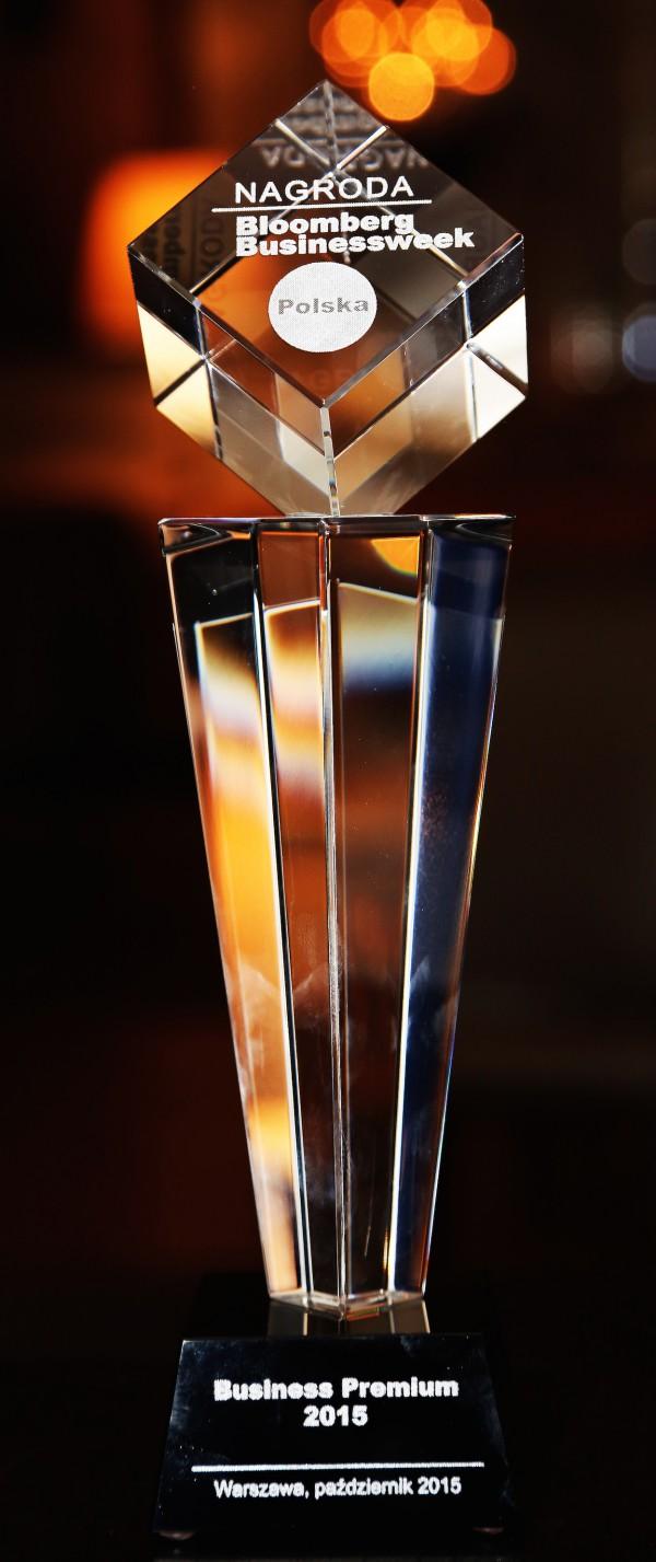 Nowy zwycięzca Business Premium Konkurs statuetka 2 21 e1445865316192