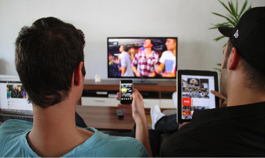 Multiscreening – podzielność uwagi sprzyjająca reklamodawcom MindShare Polska multiscreen 1