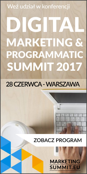 Konferencja DIGITAL PROGRAMMATIC SUMMIT 2017