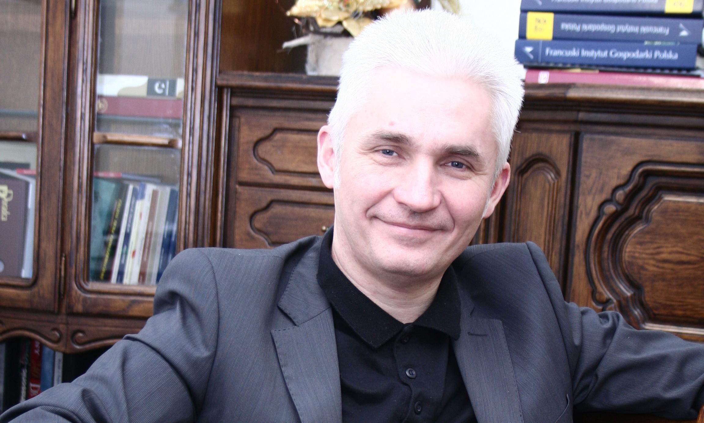 Rozmowa z Mateuszem Wiśniewskim, wiceprezesem Kolportera handel Prezes M. Wiśniewski crop
