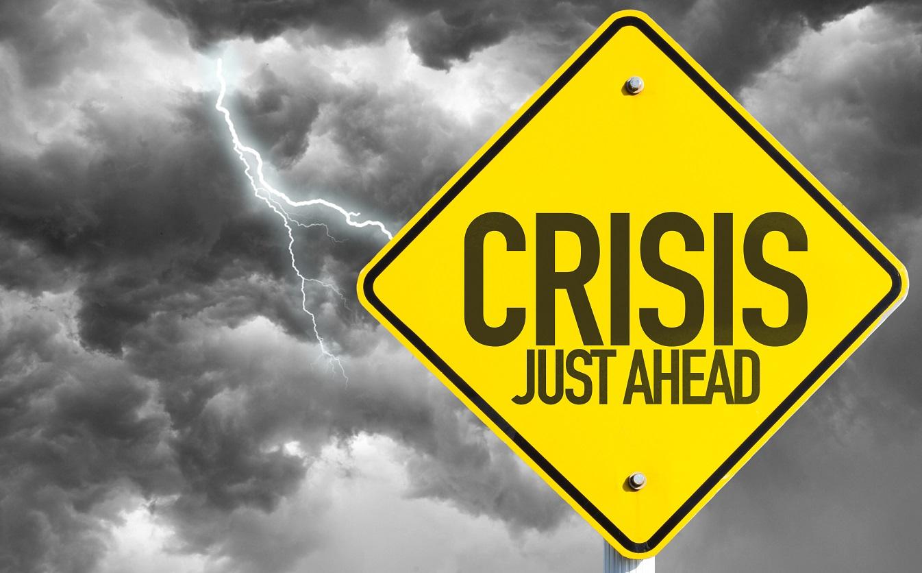 Dowiedz się, czego nie robić w razie kryzysu! kryzys Crisis Ahead r