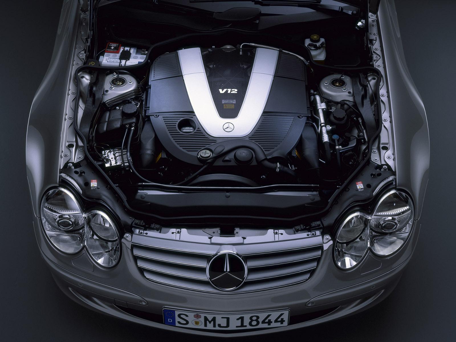 Mercedes Benz - pierwsze zakłady w Polsce Polska mercedes benz engine 05