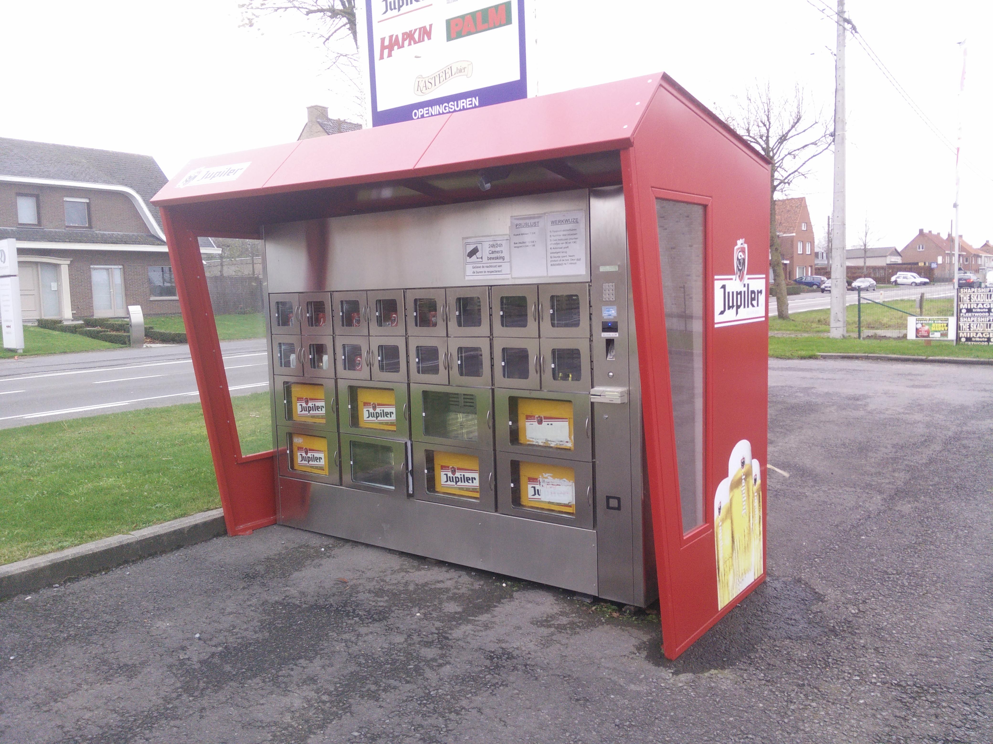 mediarun-beer-automat