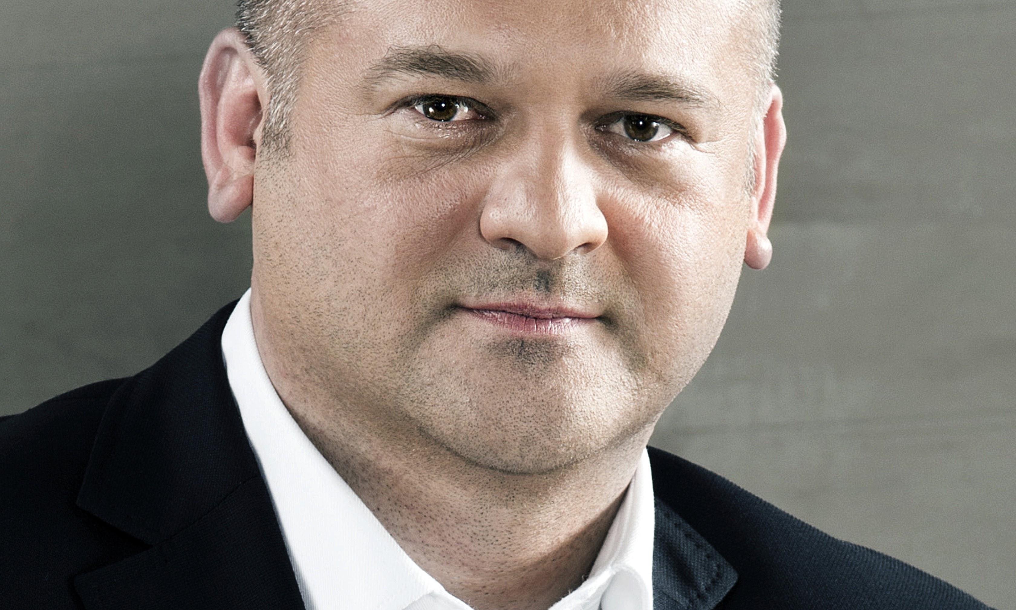 Rafał Rosiejak w Expo Mazury Rafał Rosiejak mediarun expo mazury rafal rosiejak