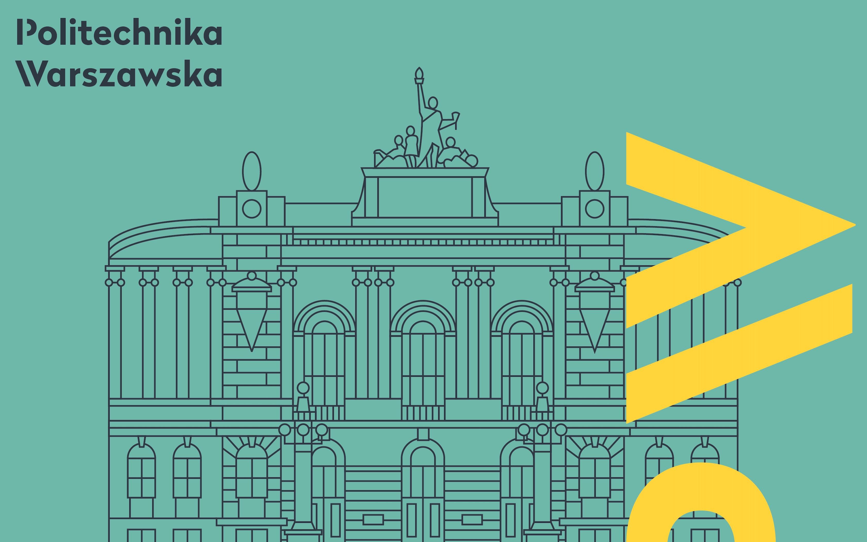 Politechnika Warszawska - dobry przykład rebrandingu Rebranding mediarun politechnika2