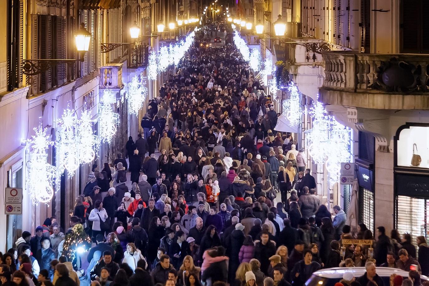 Jak zwykle bez zmian - Święta to nerwy i niekończące się kolejki święta Tłok Święta