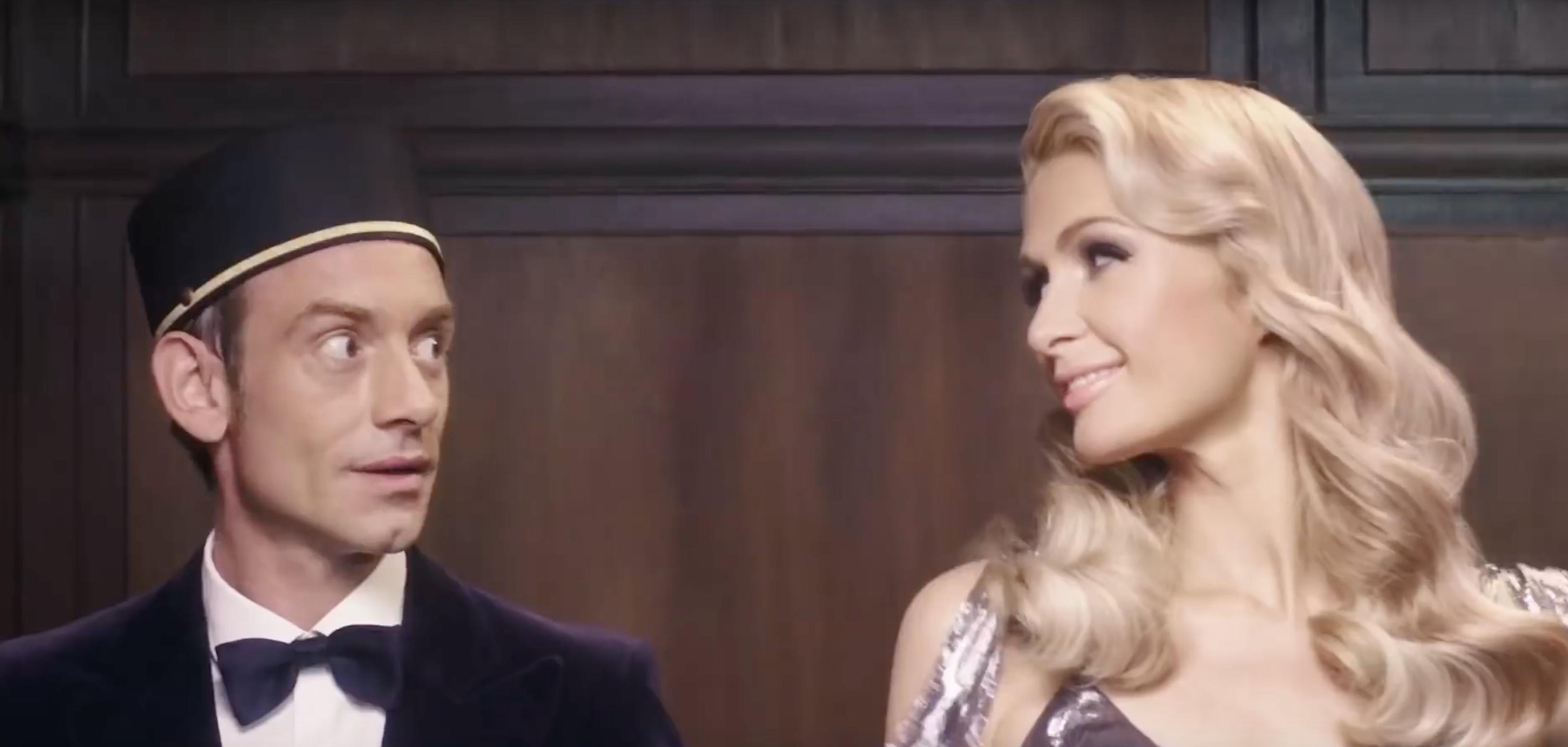 A to niespodzianka! Paris Hilton i jej gadżety kupisz w dyskoncie Lidl mediarun paris hilton lidl