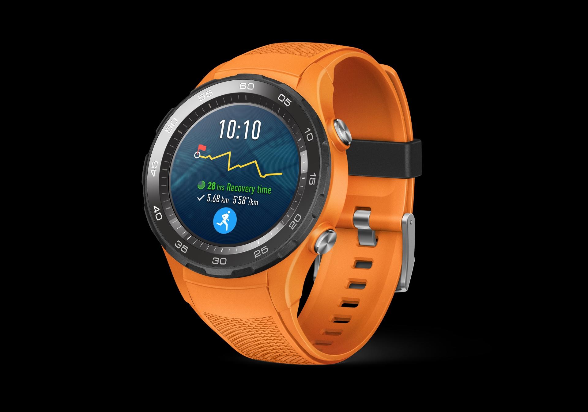 Huawei z nowym zegarkiem. Pobije Apple? Huawei mediarun watch huawei