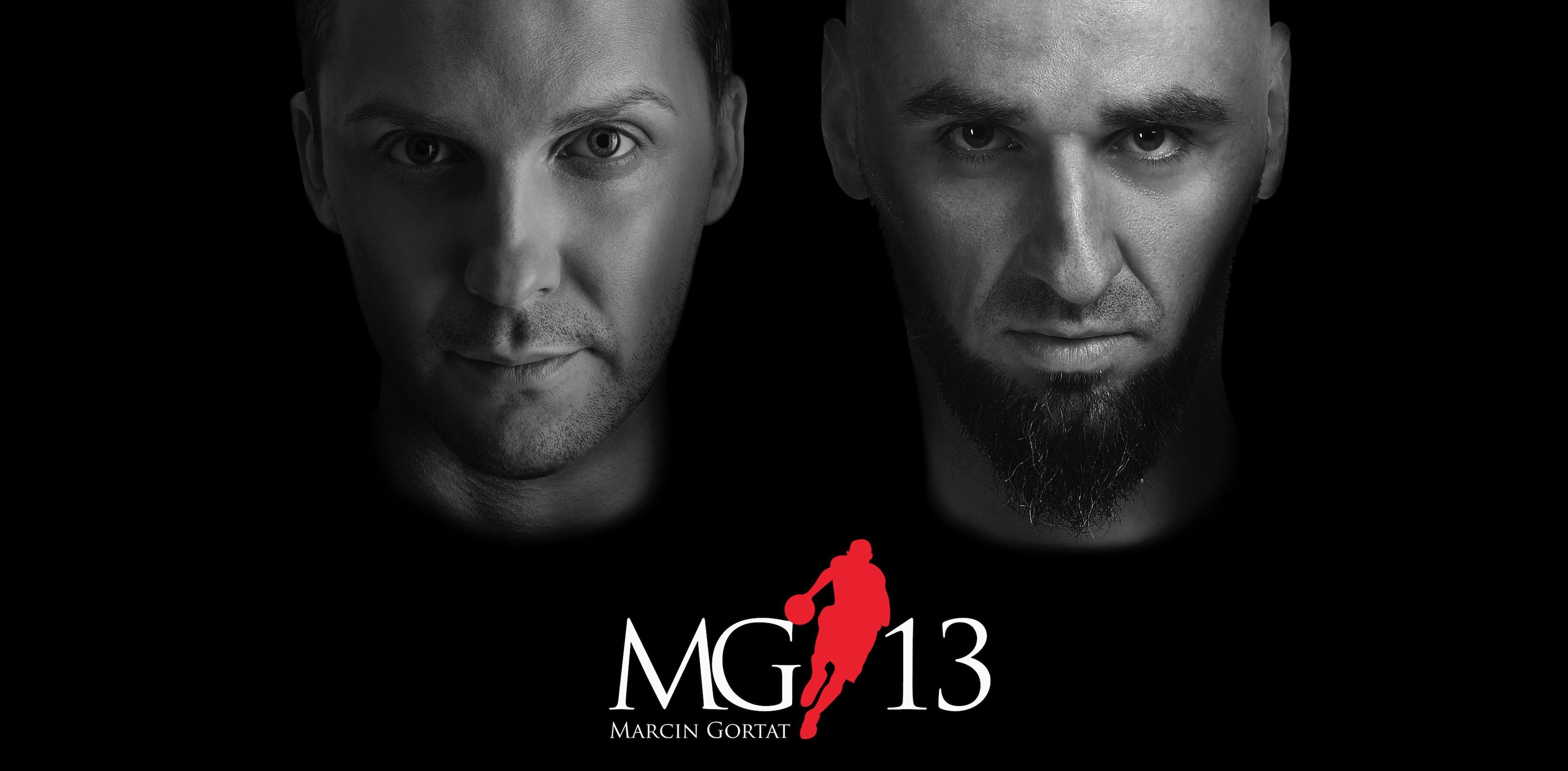 Marcin Gortat bierze się za modę. Ramię w ramię z Mariuszem Przybylskim Lifestyle mediarun gortat przybylski