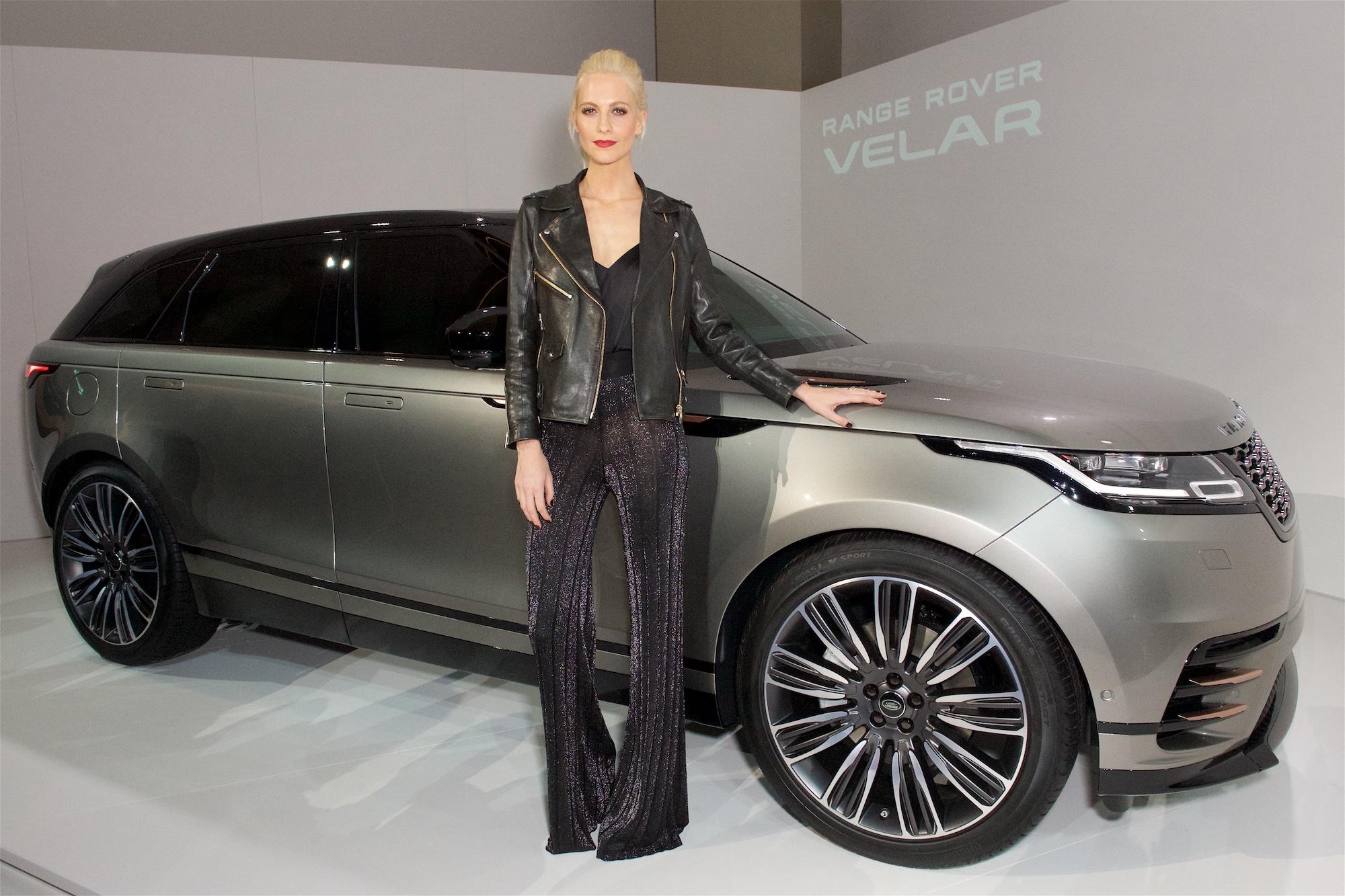 Jest pięknie. Range Rover z nowym modelem Velar motoryzacja mediarun range rover velar 7