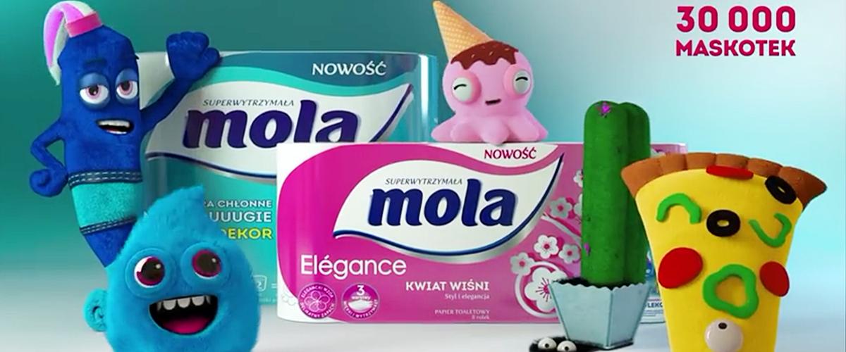 Inspirująca kampania marki Mola