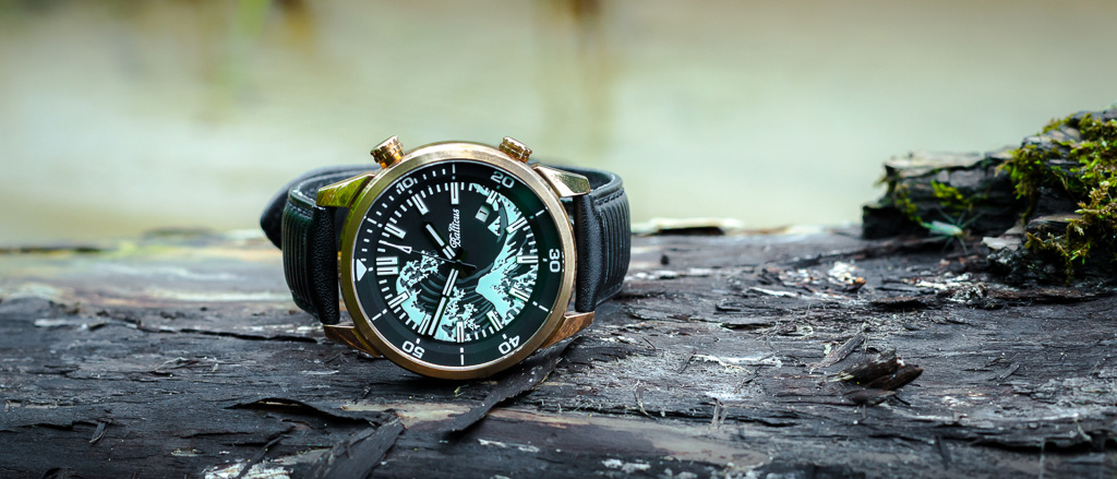 Nowa marka premium z Polski zegarek