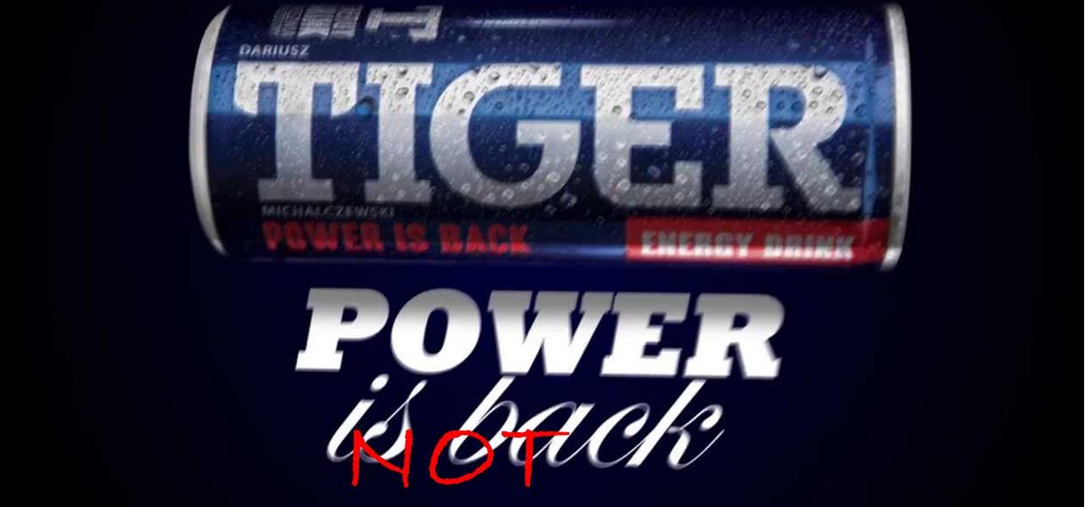 Sprzedaż Tigera wzrosła po kryzysie wizerunkowym Tiger tiger