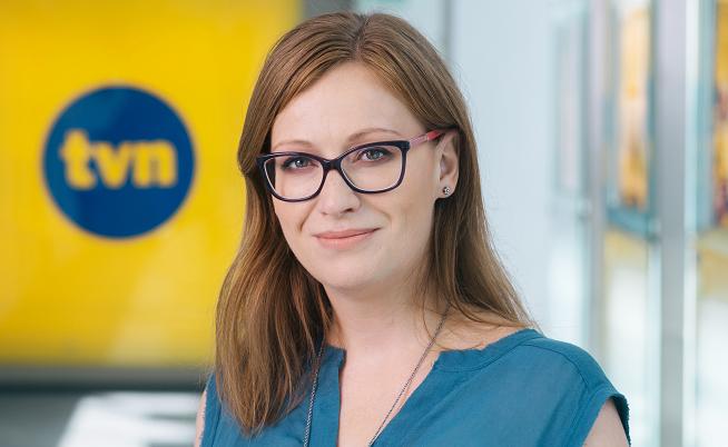 KINO POLSKA TV ma nowego szefa komunikacji i PR TVN Lidia Zagórska