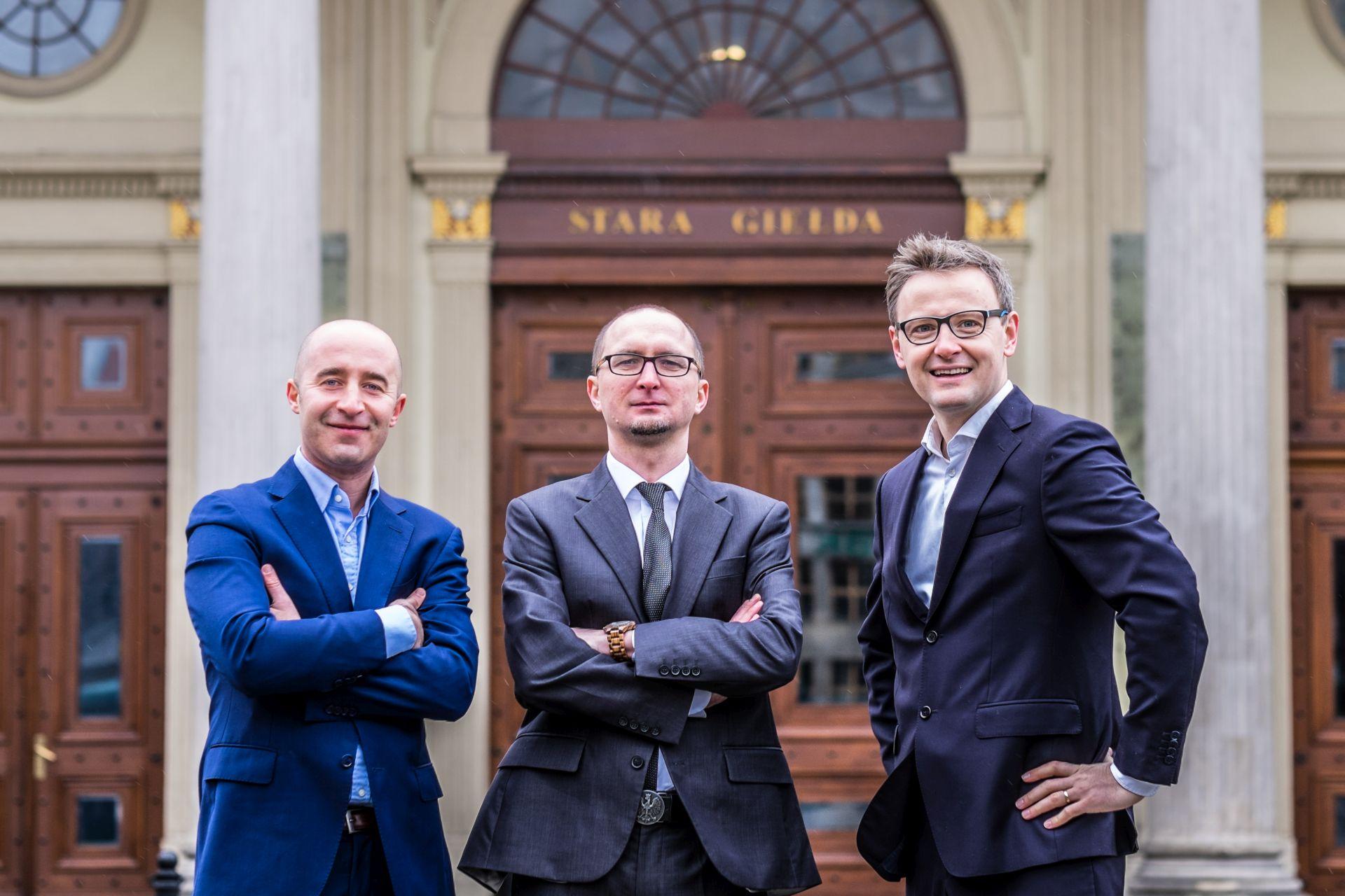 Debiut na giełdzie i zagraniczna ekspansja - TestArmy Group dowodzi, że rośnie znaczenie cyberbezpieczeństwa Cyberbezpieczeństwo testarmy zalozyciele