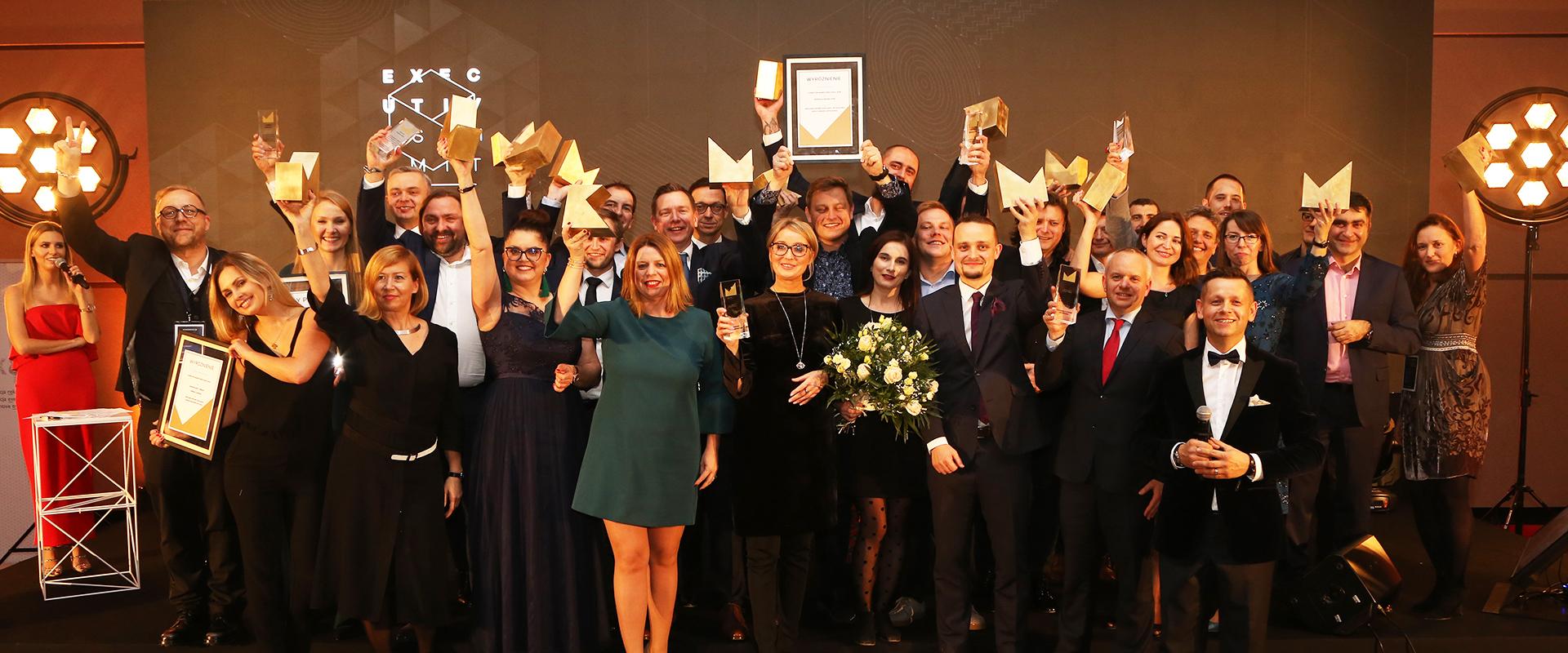Poznaj laureatów Konkursu Dyrektor Marketingu Roku 2018 - Najlepsi marketerzy w Polsce 2018 Dyrektor Marketingu Roku DMR 2018 GALA 67A
