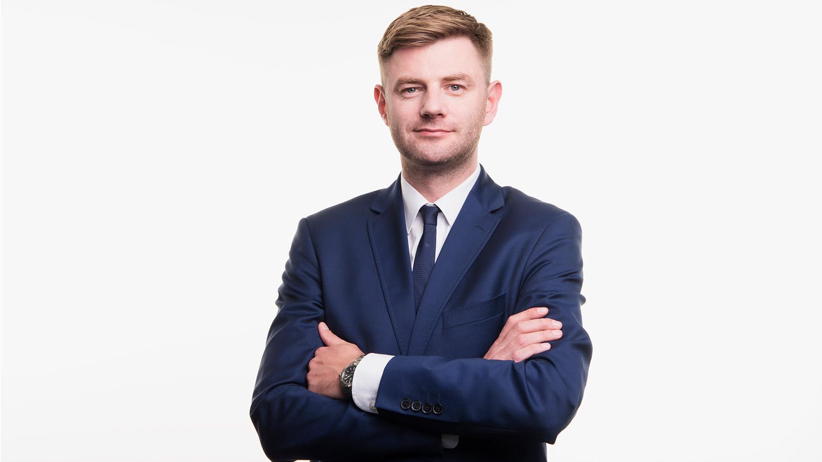 Reprezentant FORDA, MAZDY, JAGUARA z nowym Dyrektorem Marketingu awans mediarun Lukasz Gozdzior Inchcape Northern Europe Distibution 2019