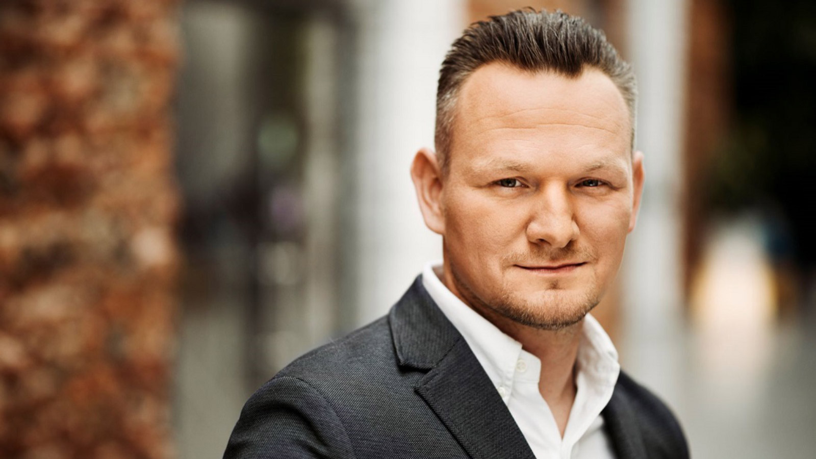 GOOGLE z nowym Dyrektorem awans mediarun Michal Kramarz google for startup 2019