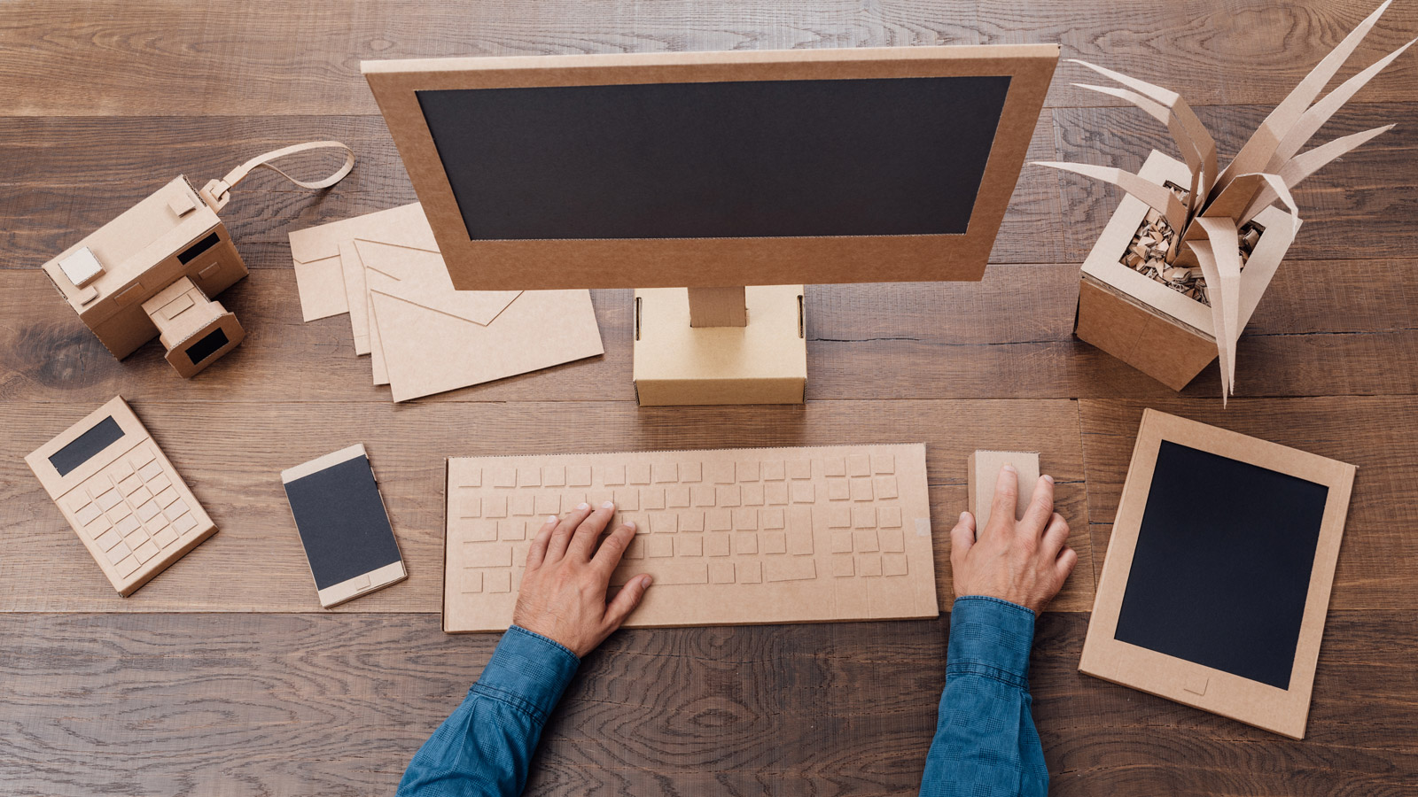 Zero waste w biznesie – moda czy obowiązek eko mediarun eco papier komputer 2019