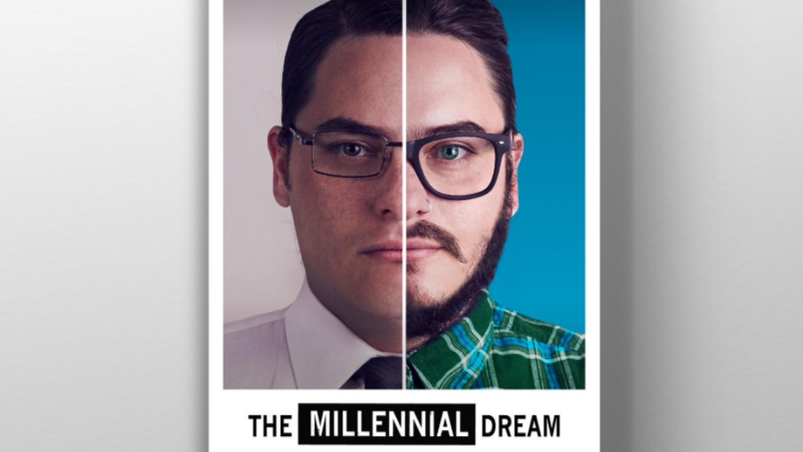 Plakaty które mogą inspirować minimalizm mediarun plakat 2019