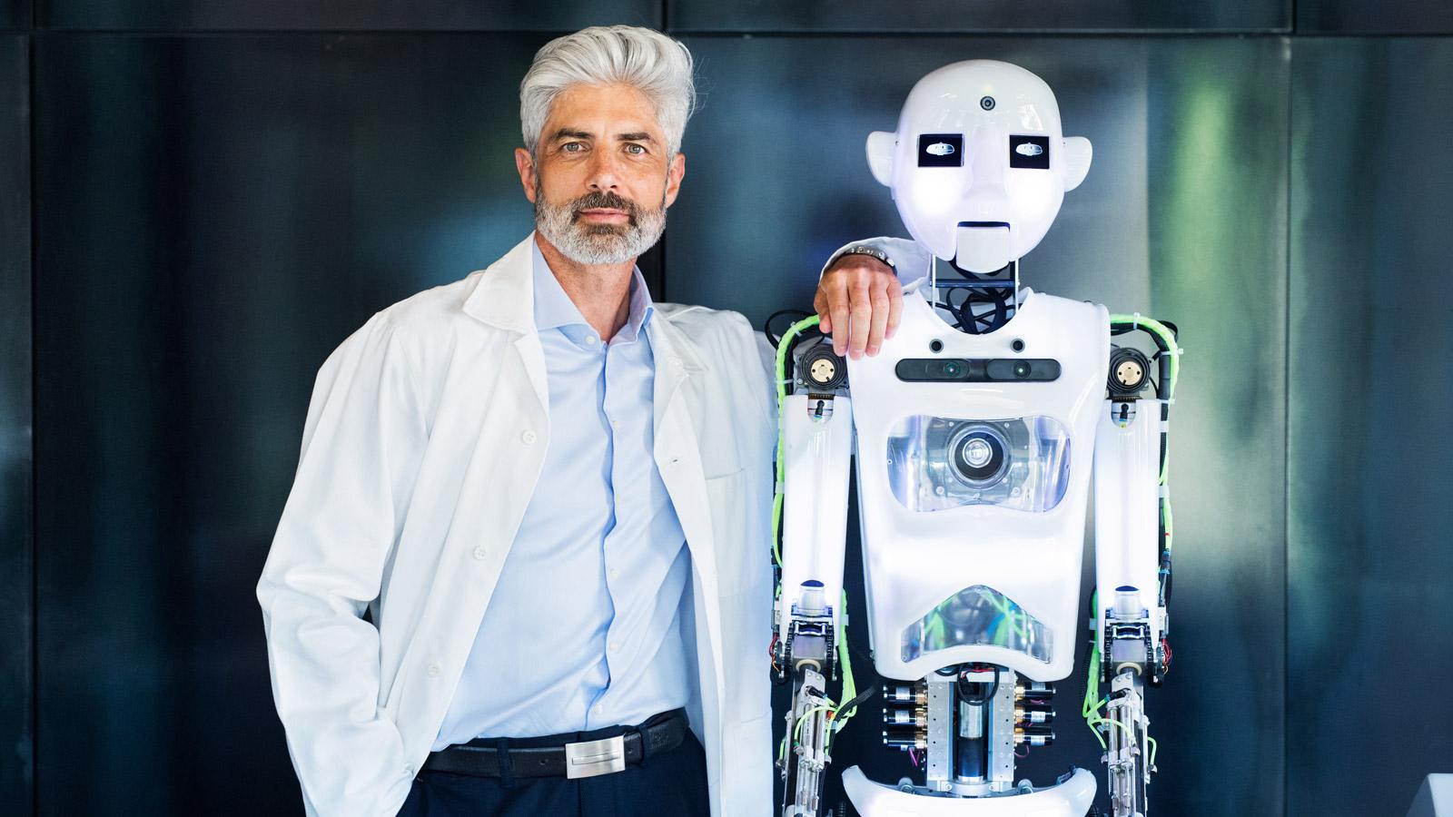 Roboty sprawdzające influencerów influencer marketing mediarun robot naukowiec 2019