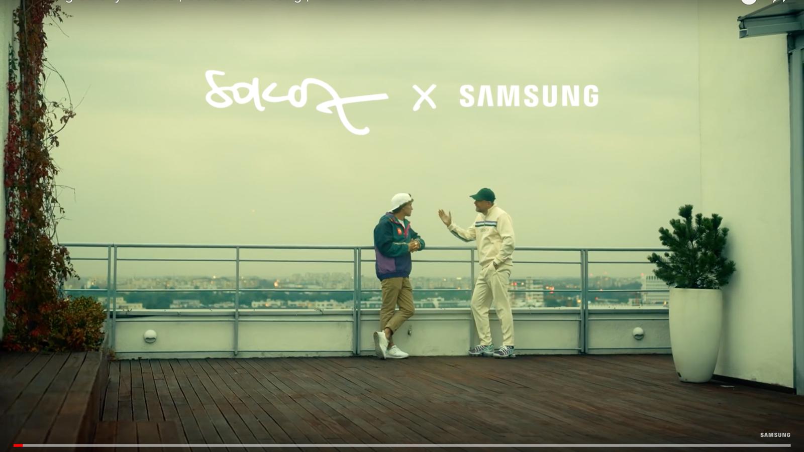 SAMSUNG bawi wszystkich nową reklamą! Samsung mediarun samsung reklama 2019