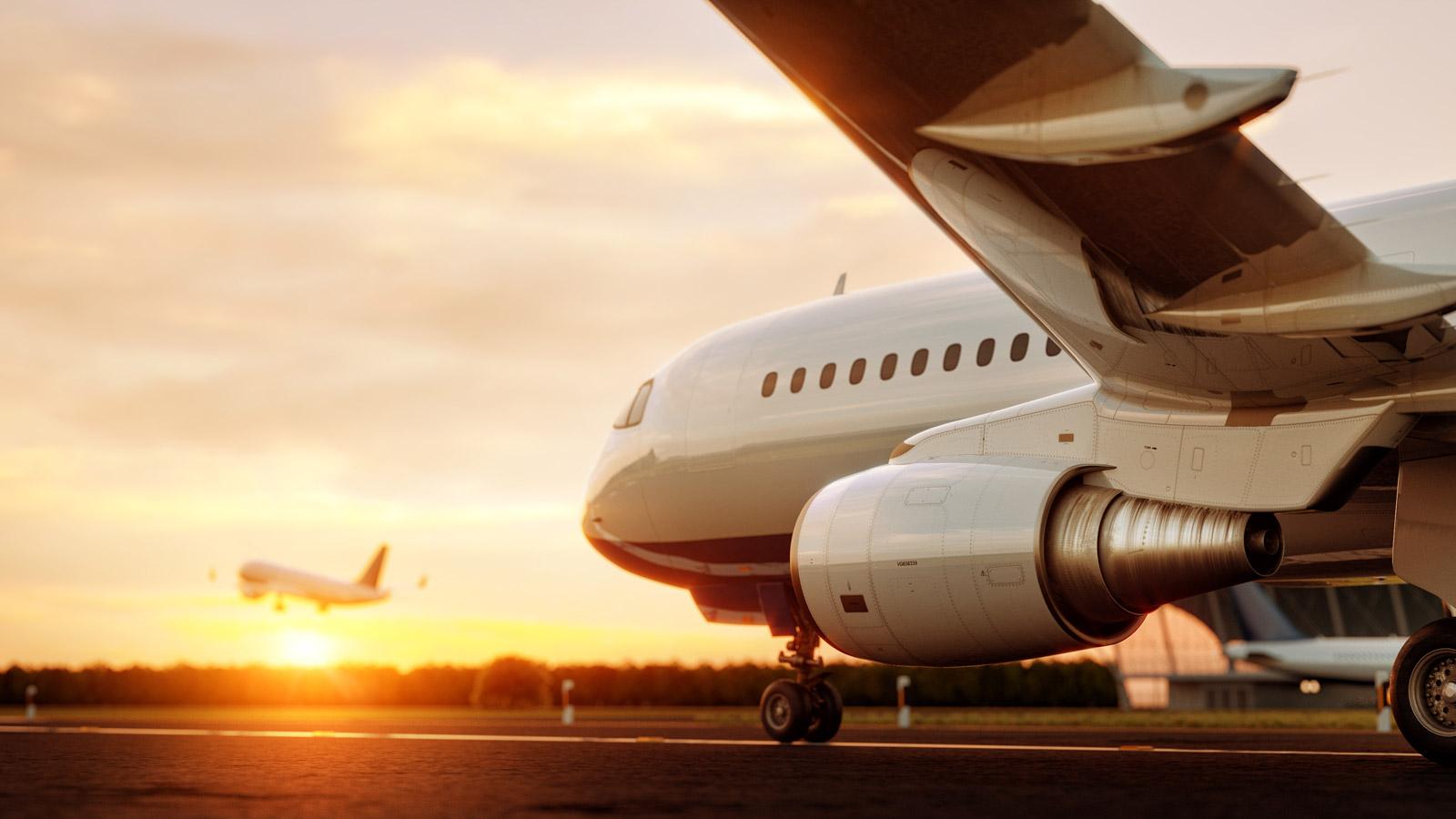Latanie nigdy nie było bezpieczniejsze! – ale będzie więcej turbulencji travel mediarun samolot lotnisko 2019
