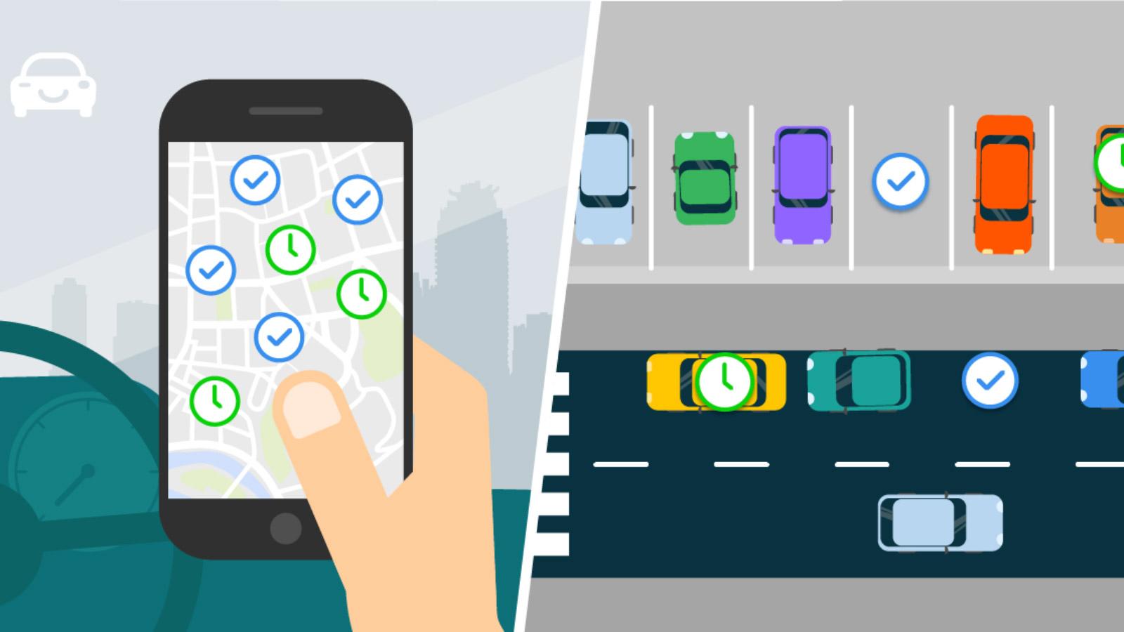 Polska aplikacja rozwiąże problem parkowania w miastach na całym świecie aplikacja mediarun winkPark 2019