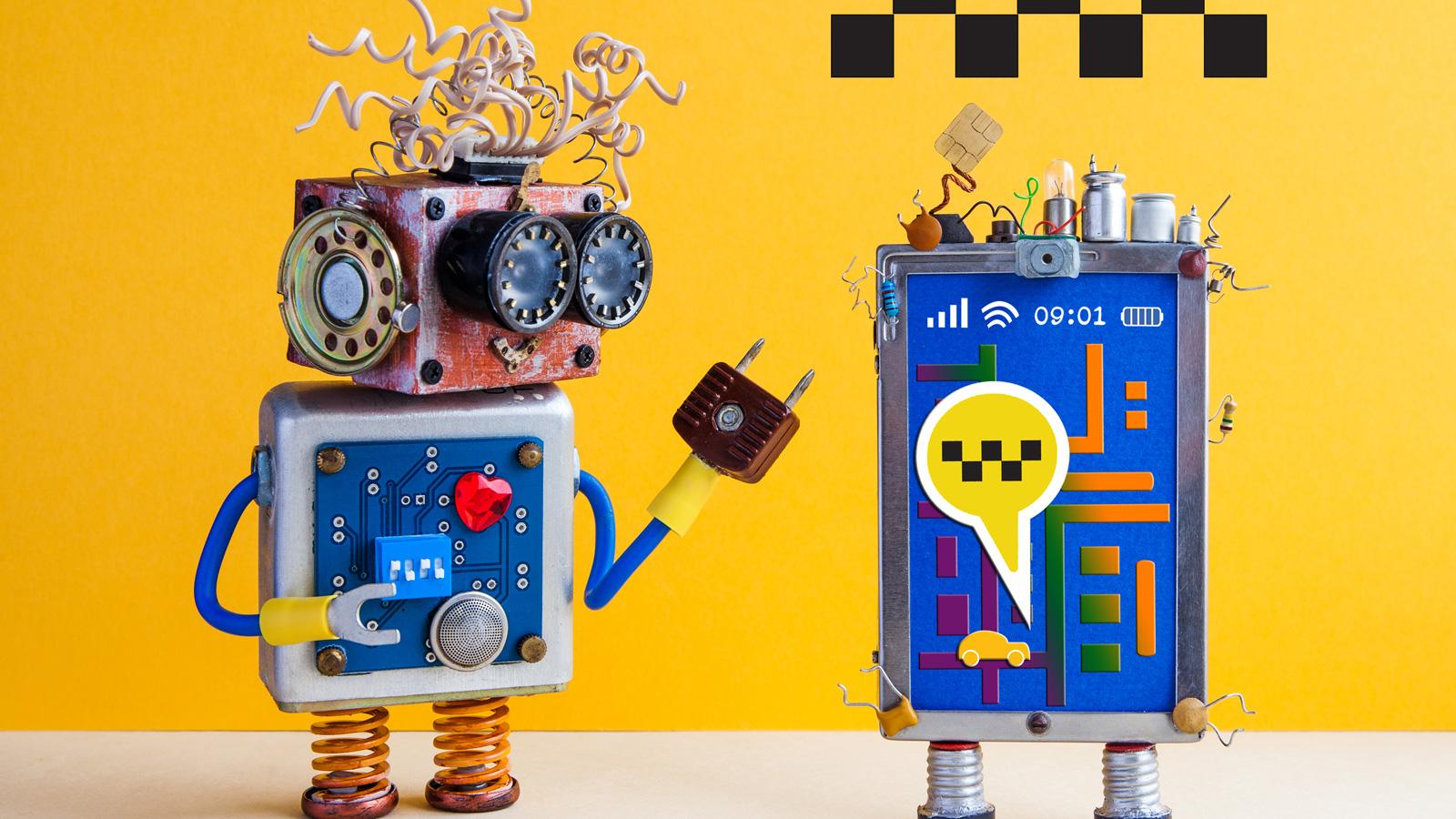 8 INSPIRUJĄCYCH plakatów z kampanii reklamowych McDonald's mediarun kampanie reklamowe robot maszyna 2020
