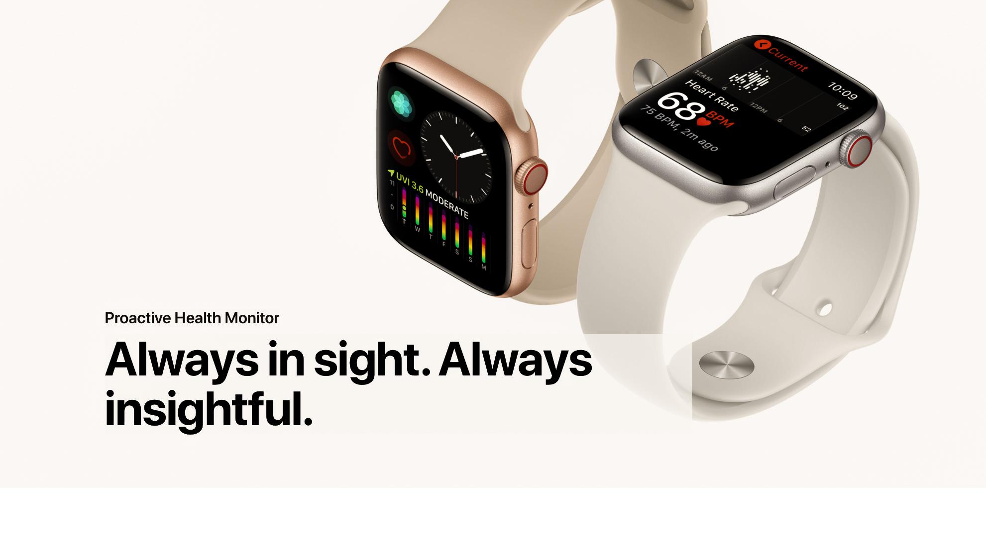 Czy zegarek może uratować życie? Apple MEDIARUN Apple Watch serce 2020 v1