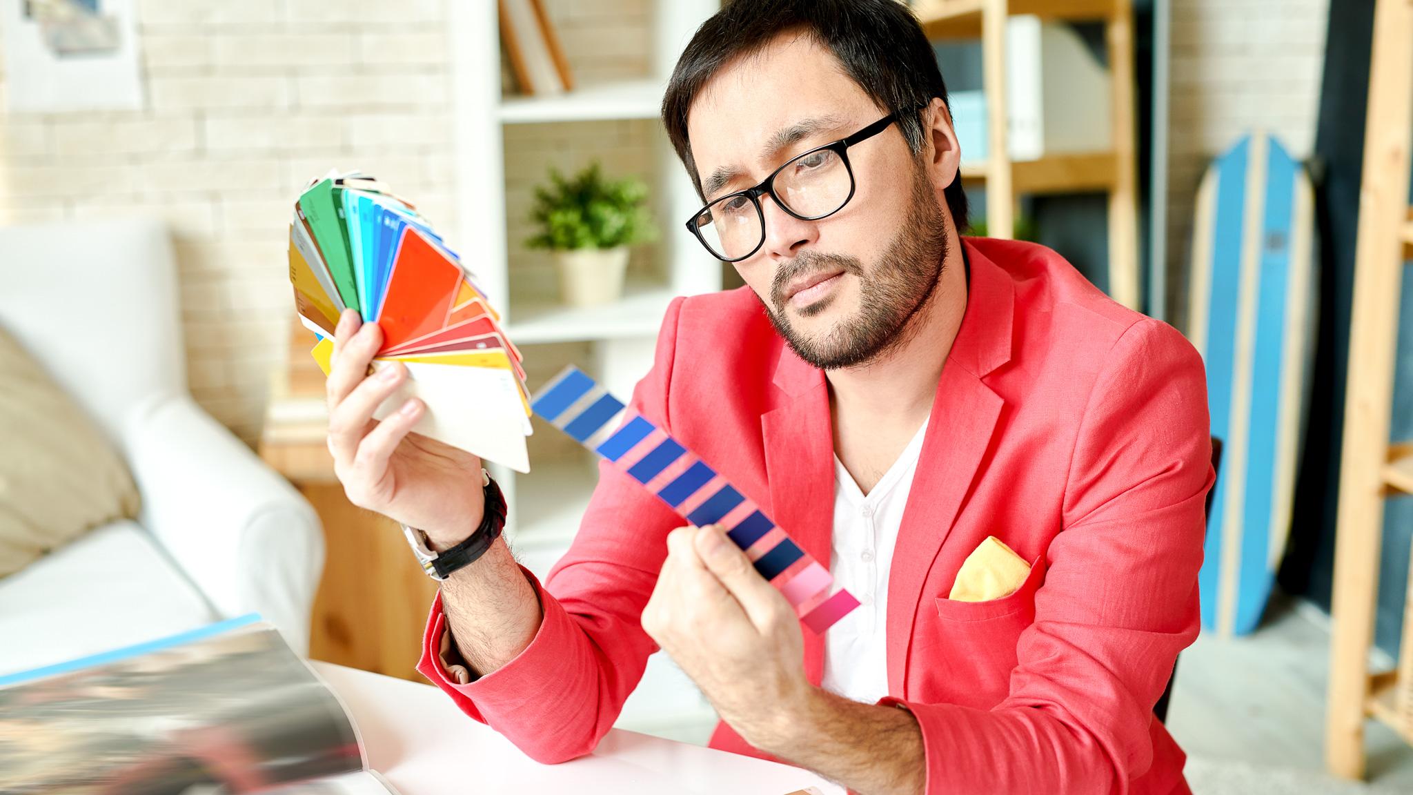 Kolory jako broń poprawiająca produktywność w biurze! Eurostat MEDIARUN facet kolory wybor 2020 v1