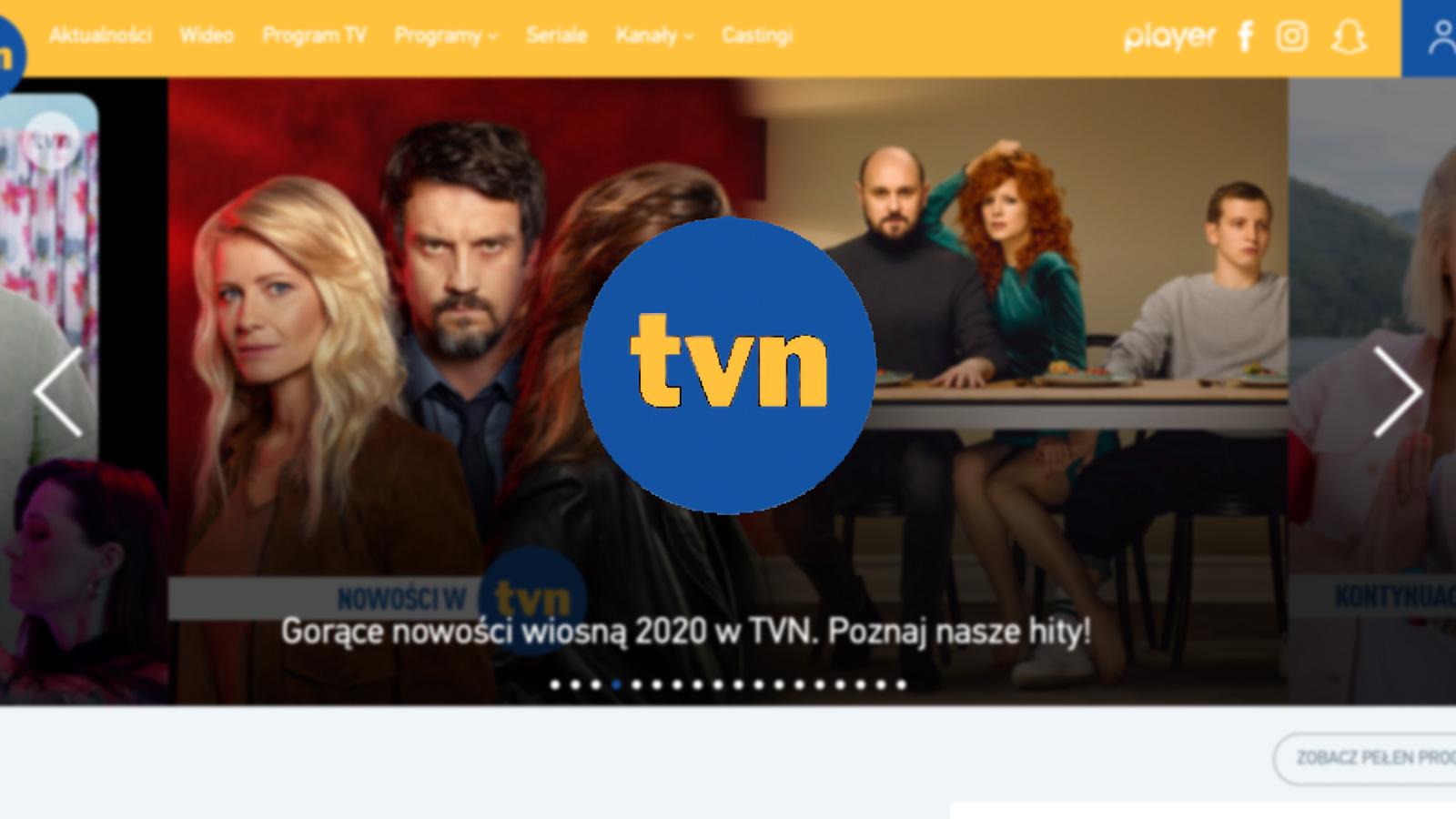 Nowa ramówka TVN na 2020 TVN mediarun tvn ramowka 2020