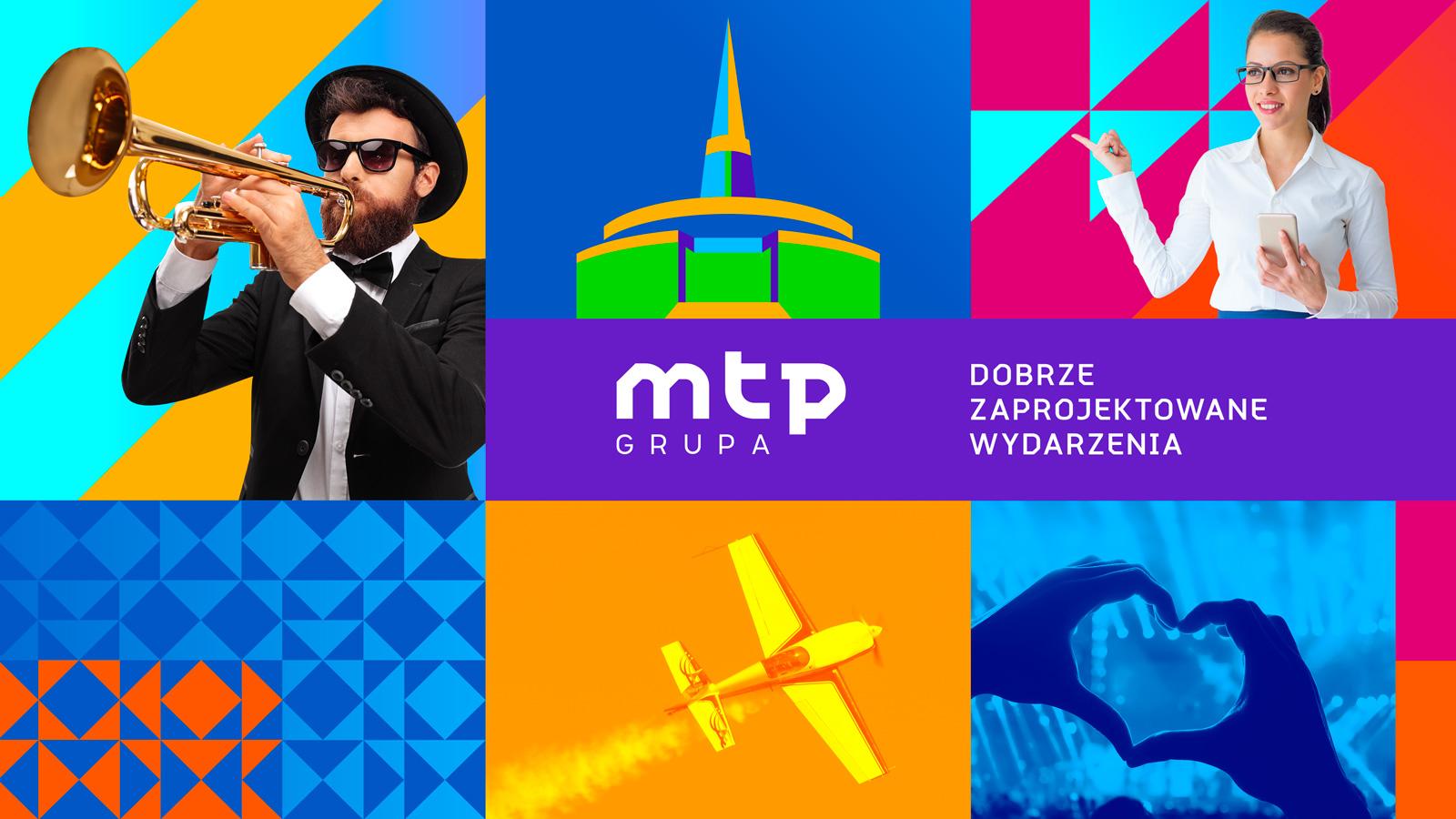 Międzynarodowe Targi Poznańskie z nagradzanym REBRANDINGIEM Rebranding mediarun mtp dragon rouge rebrand 2020