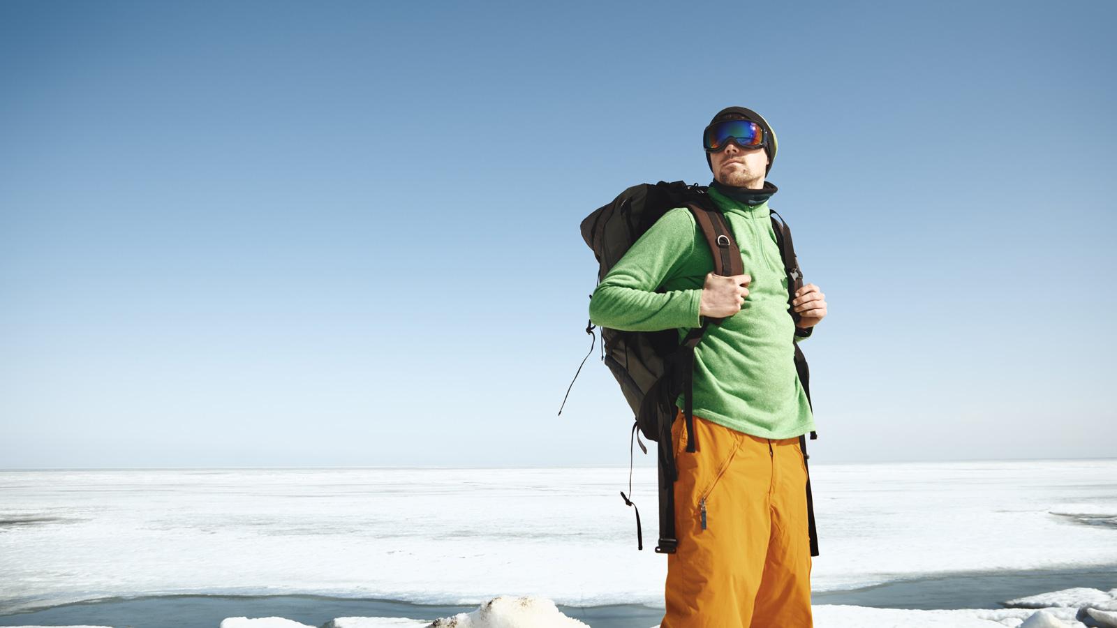 Zmiany klimatu – jak wpłyną na turystykę? travel mediarun turysta zima snieg 2020