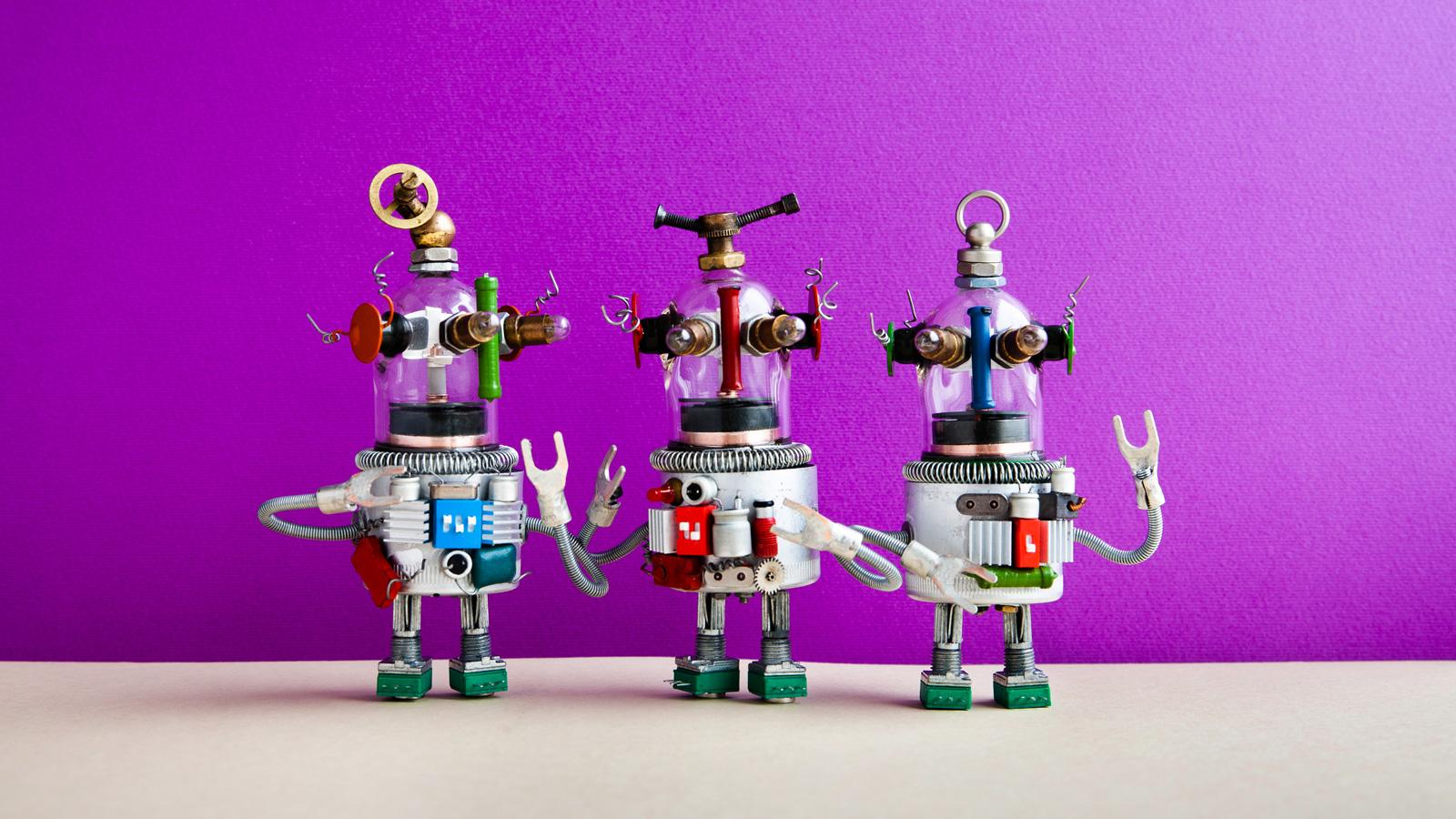Ta branża napędzająca rozwój SI AI mediarun roboty e commerce 2020