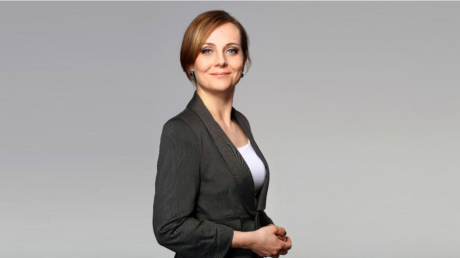 AVIVA z nową Dyrektor Marketingu i Cyfryzacji Marta Strzyżewska mediarun Marta Strzyzewska foto aviva CMO 2020