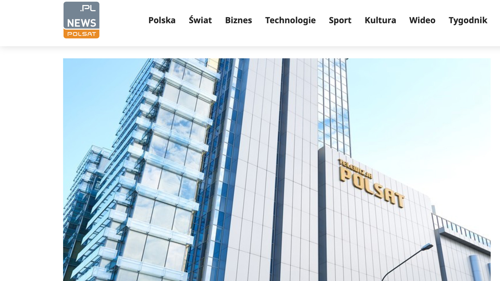 Grupa Polsat kupuje duży portal internetowy POLSAT mediarun polsat interia grupa 2020