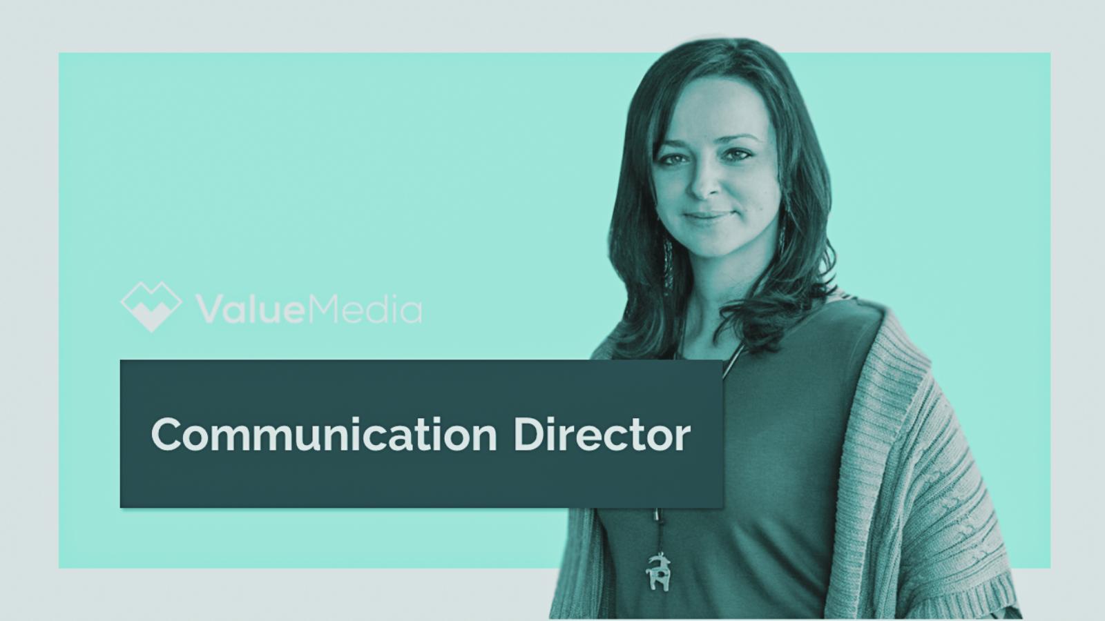 VALUE MEDIA z nową Communication Director komunikacja mediarun Aleksandra Pająk vm 2020