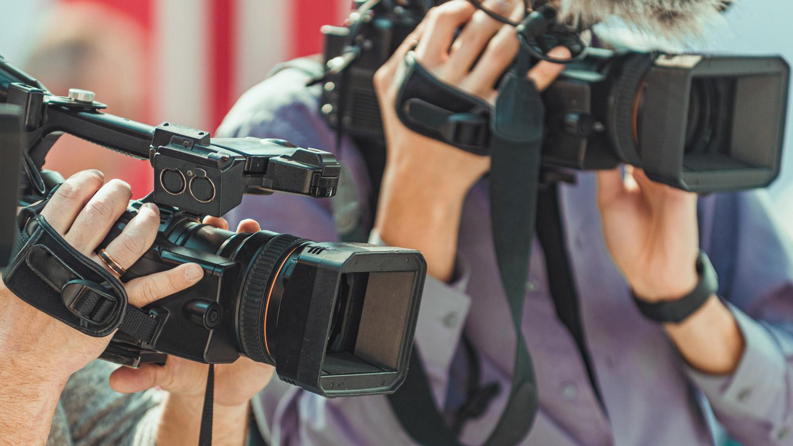 Jak zmienił się rynek mediów? TV mediarun kamera media rynek 2020