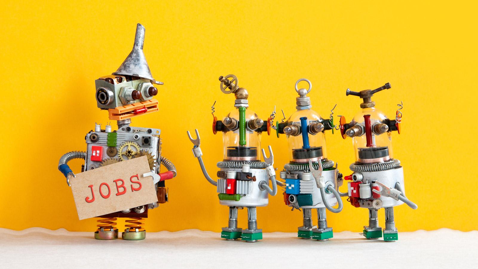 Jak rekrutowaćw kryzysie? Koronakryzys mediarun roboty praca rekrutacja koronakryzys 2020