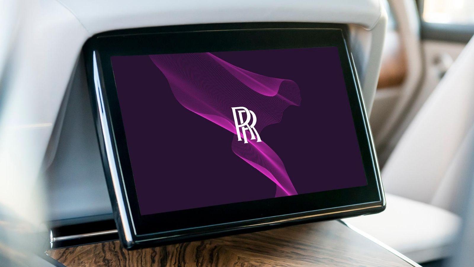 ROLLS ROYCE z nową identyfikacją wizualną! Rebranding mediarun com rolls royce