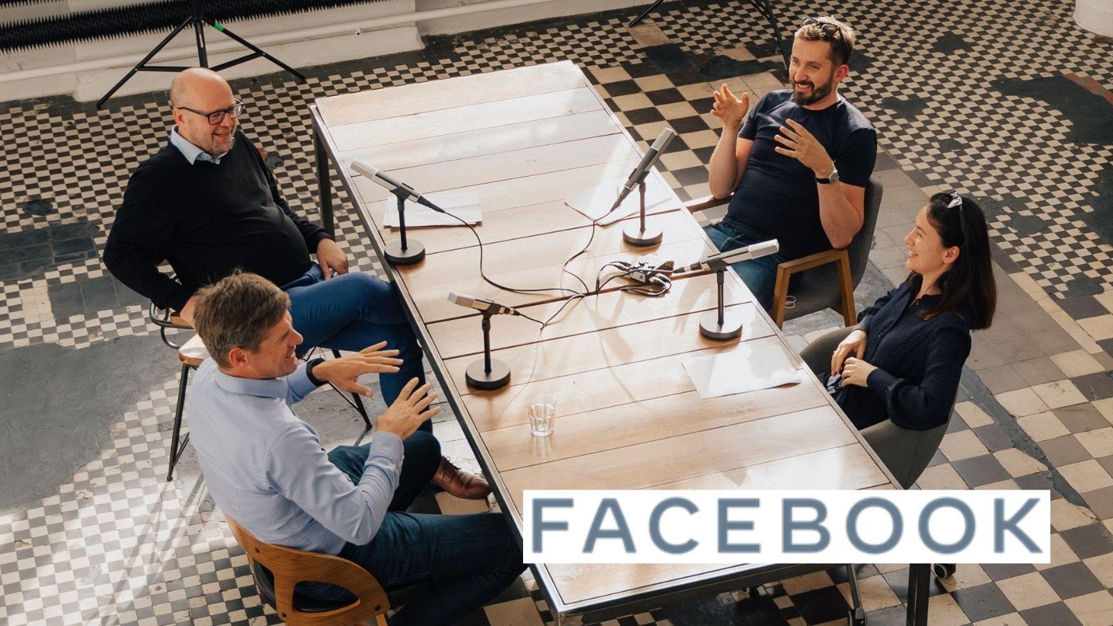 Facebook startuje z podcastem po polsku! Social media mediarun com rozmowy facebooka